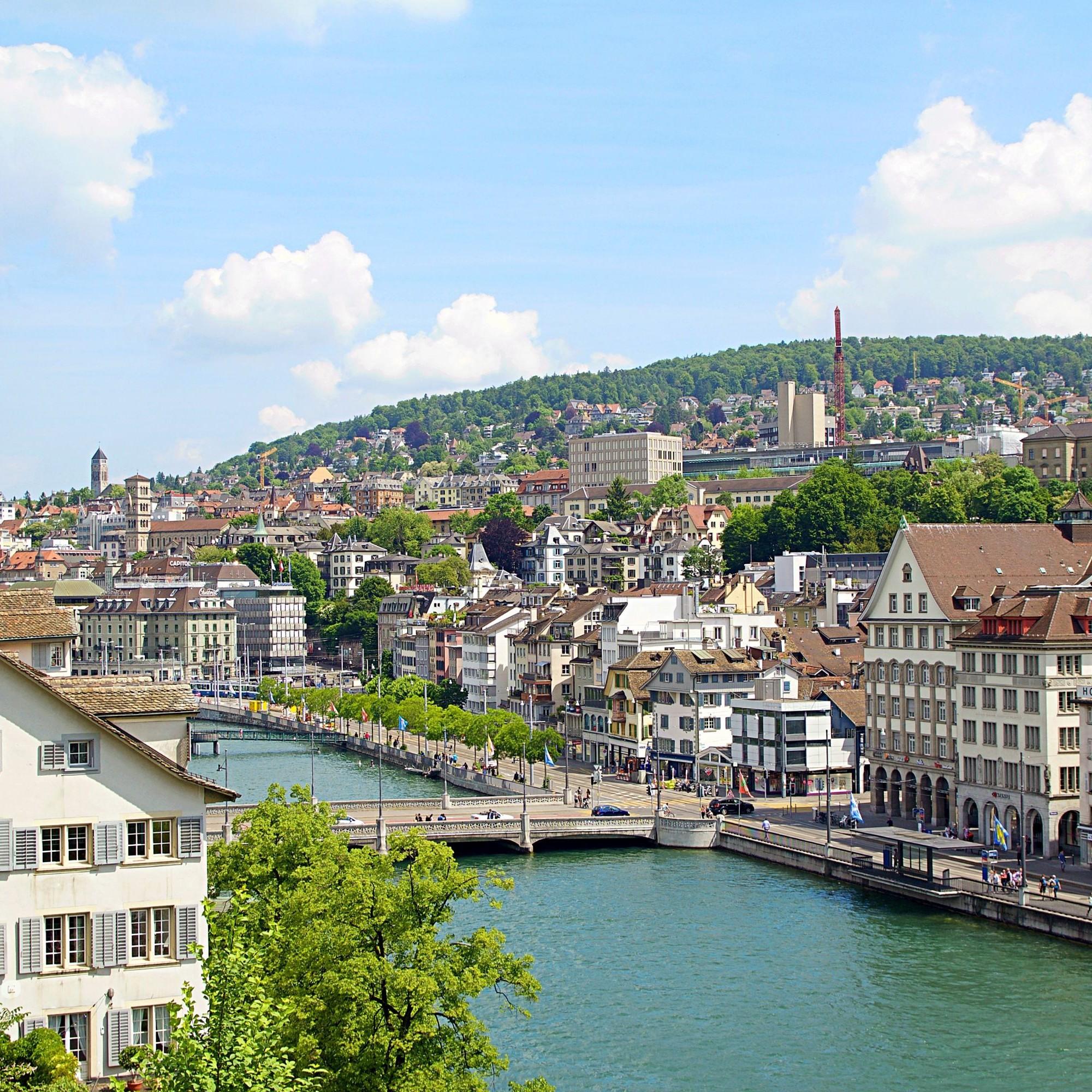 Zürich, Symbolbild.
