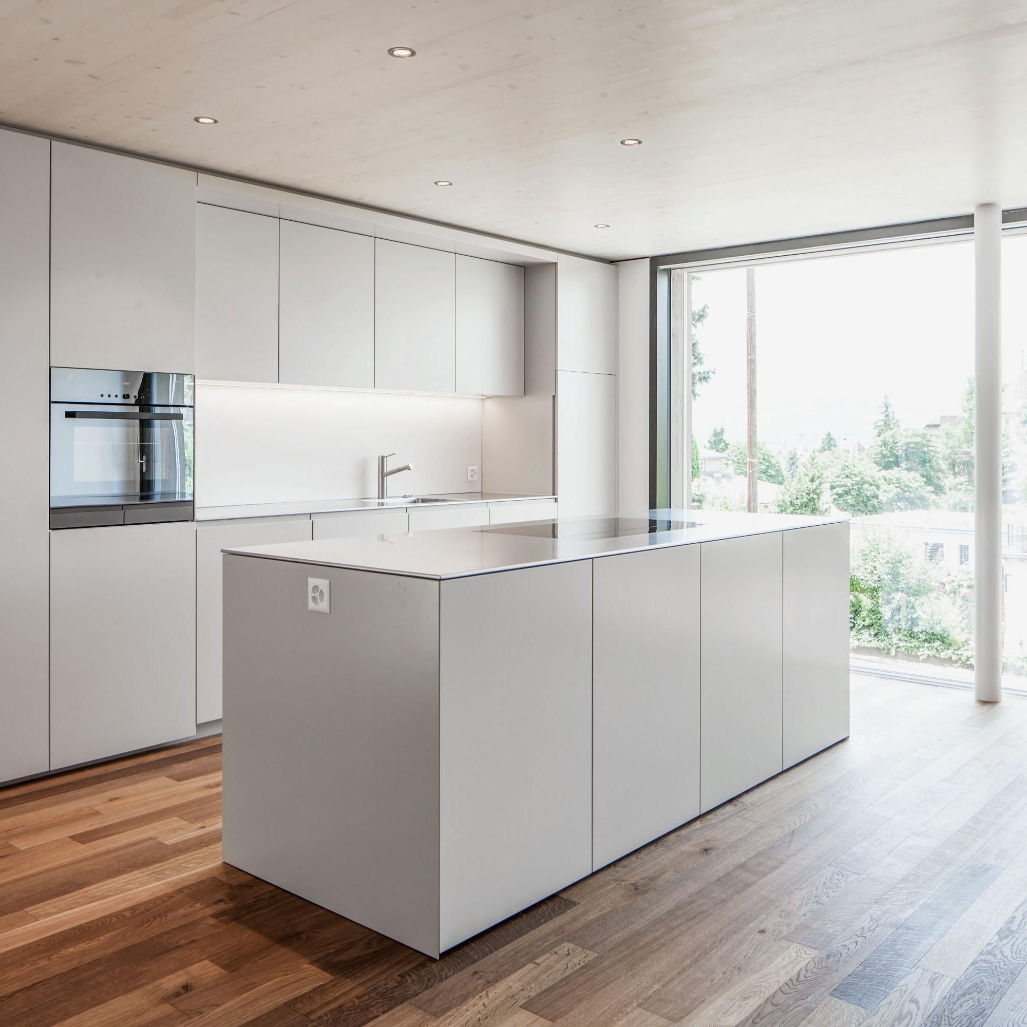 In Thun wurde 2015 das erste Mehrfamilienhaus mit der TS3-Technologie gebaut.