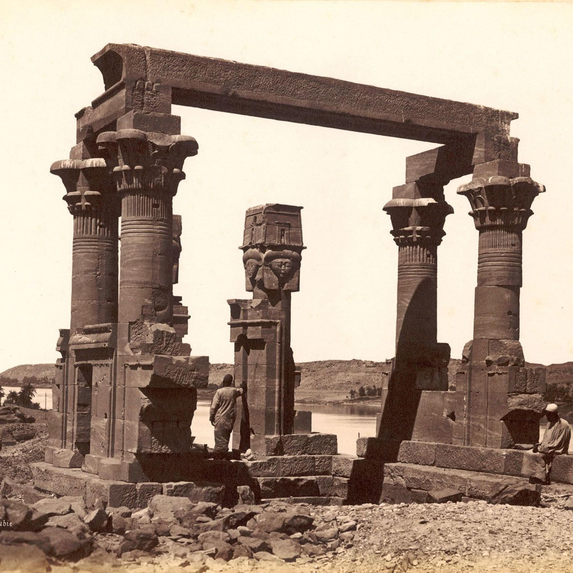 Tempel von Kertassi, Nubien
