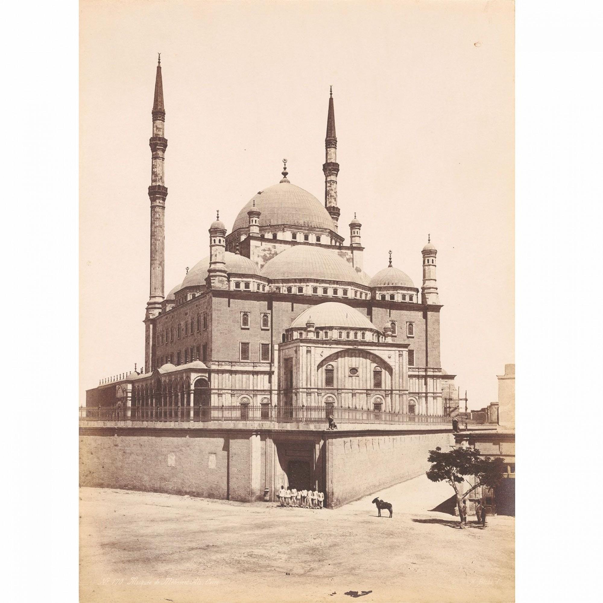 Mohammad-Ali-Moschee