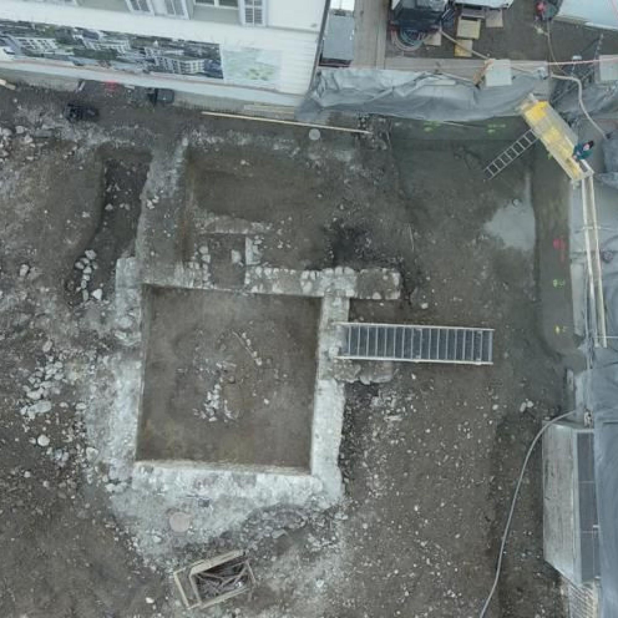 Ausgrabungen Altdorf