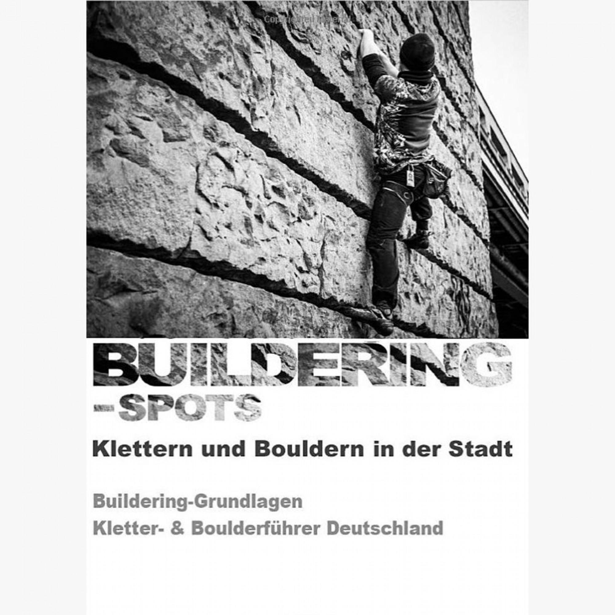 Cover des 2017 erschienenen Kletter- und Boulderführers von Tim Jacobs.