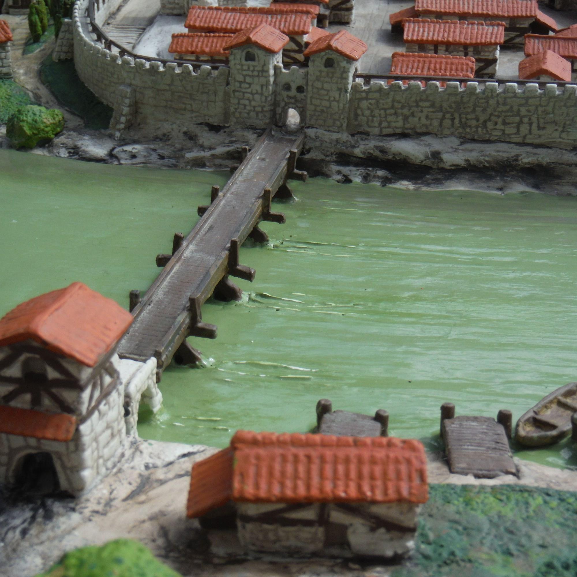 Olodunum: Aarebrücke