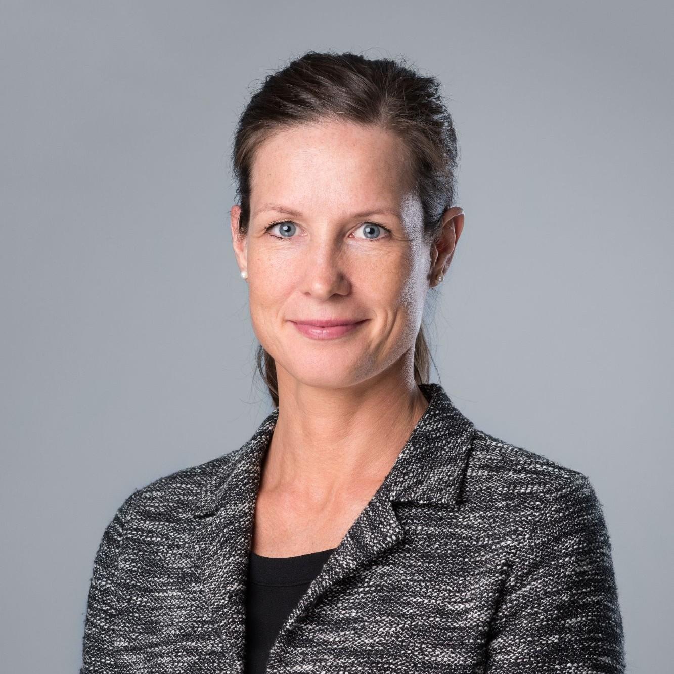 Anita Eckardt, Leiterin der Division Spezialitäten bei Implenia.