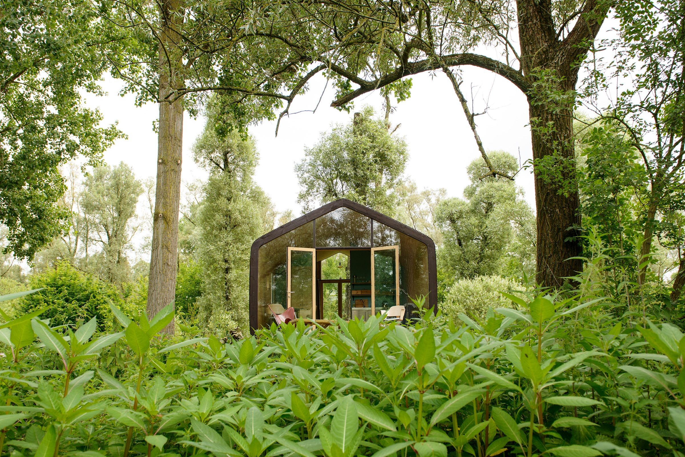 Bislang wurden bereits über 60 «Wikkelhouses» realisiert.
