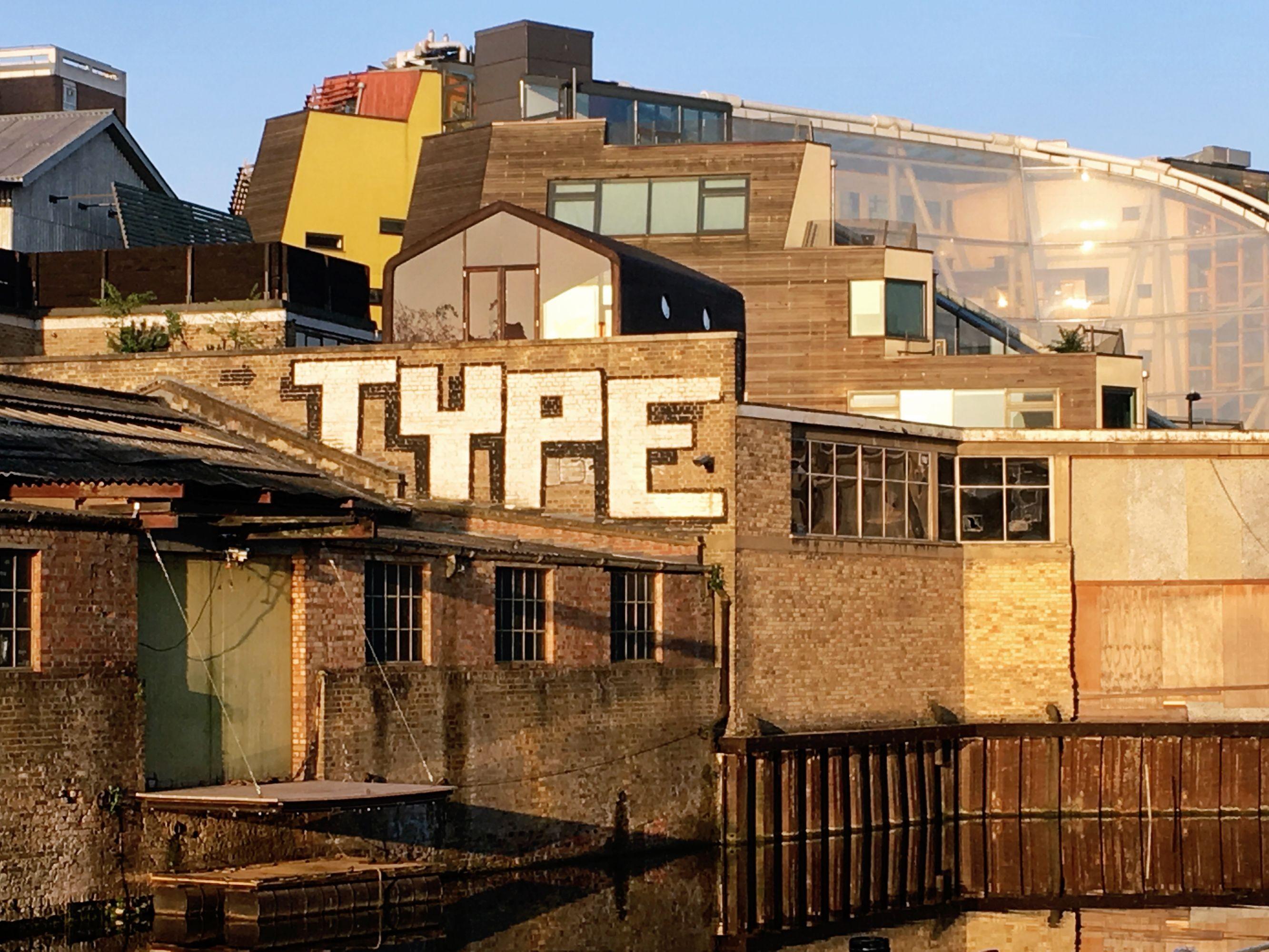London Hoxton Docks Wikkelhouse