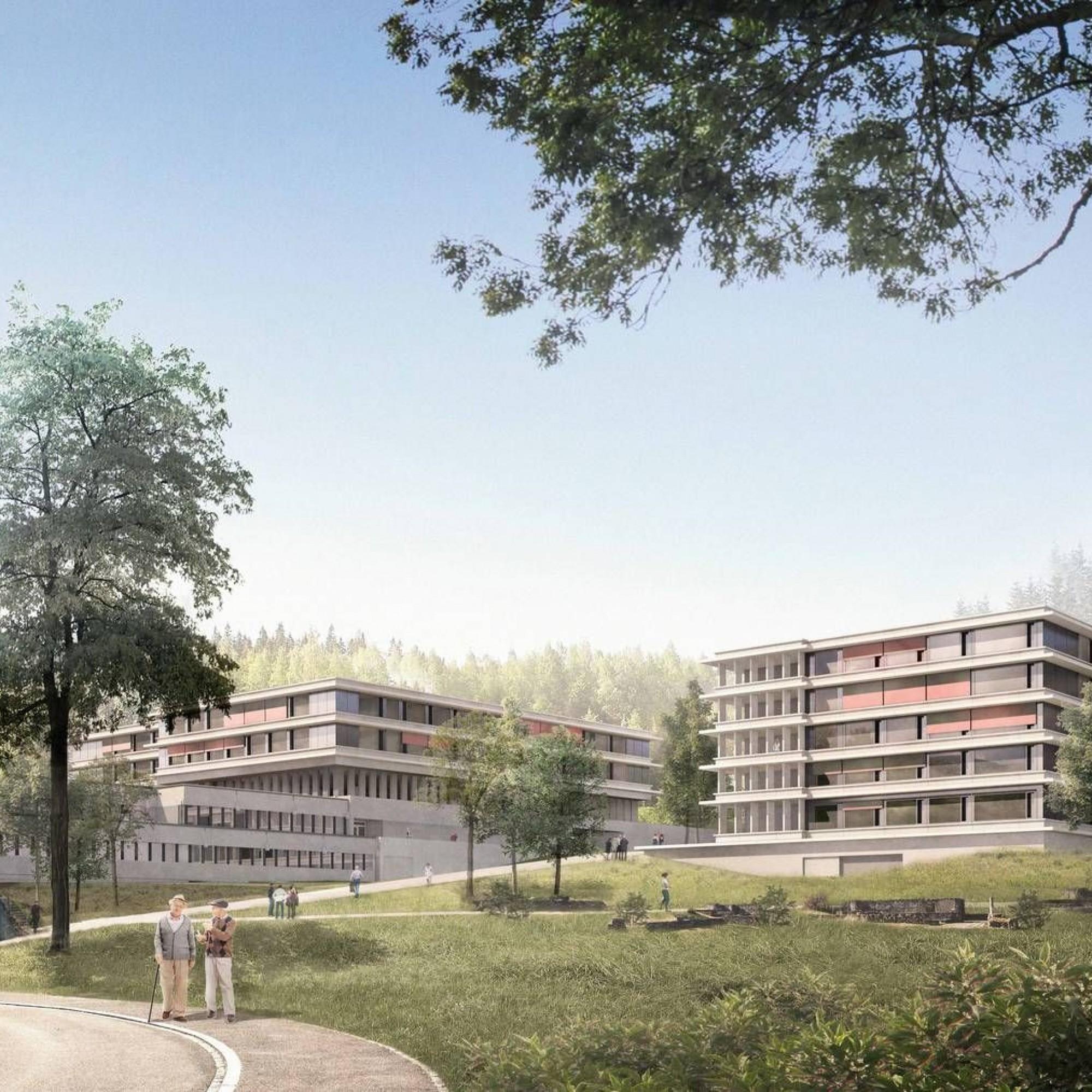 Psychiatrie Baselland Liestal