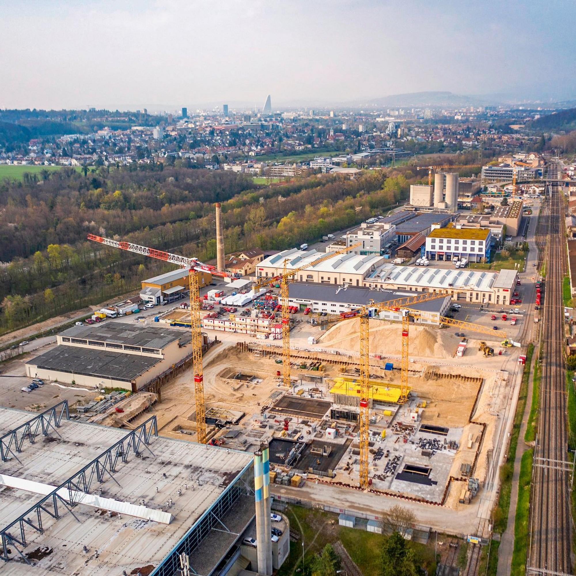 Arlesheim BL Kompetenzzentrum für Technologiefirmen