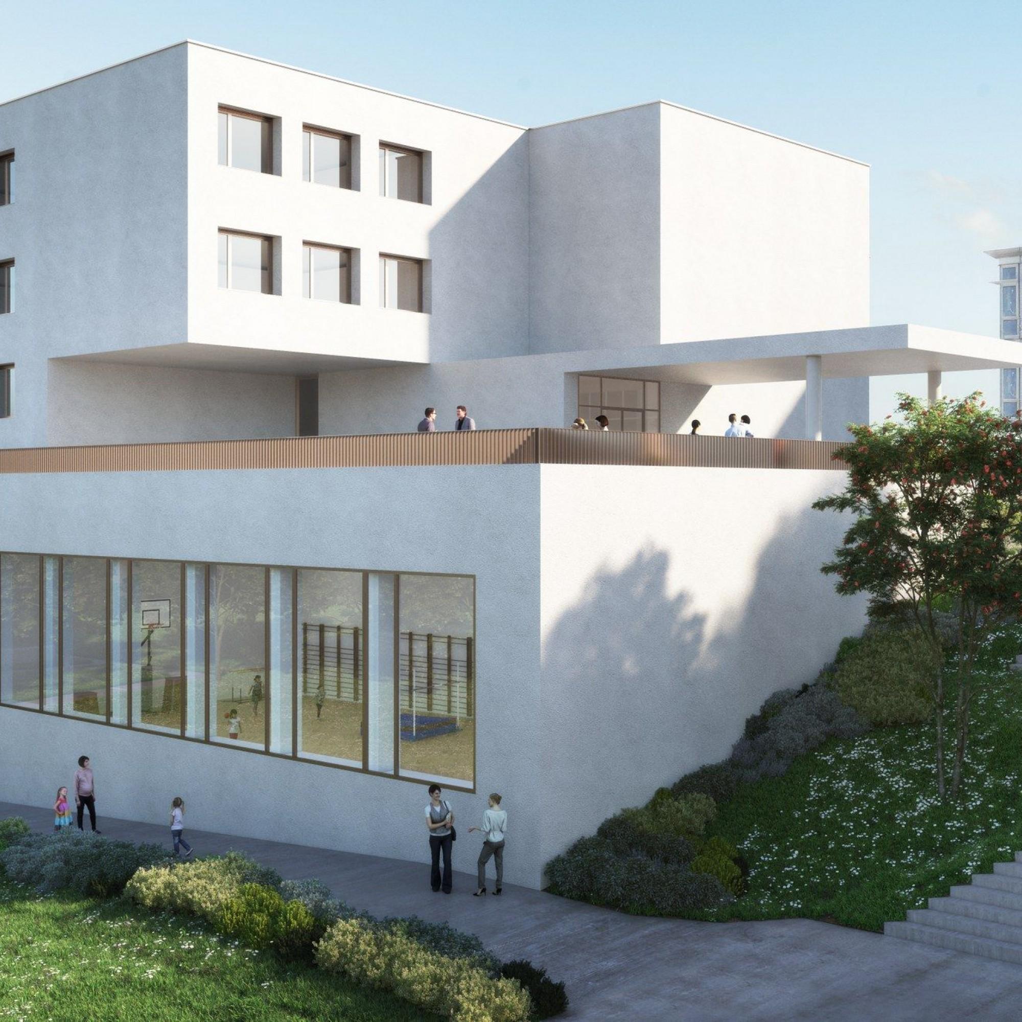 Die Stimmbürger der Gemeinde Risch haben die Vorlage zur Sanierung und Erweiterung Schulhaus 4 mit einer Zustimmung von 83.37 % angenommen.