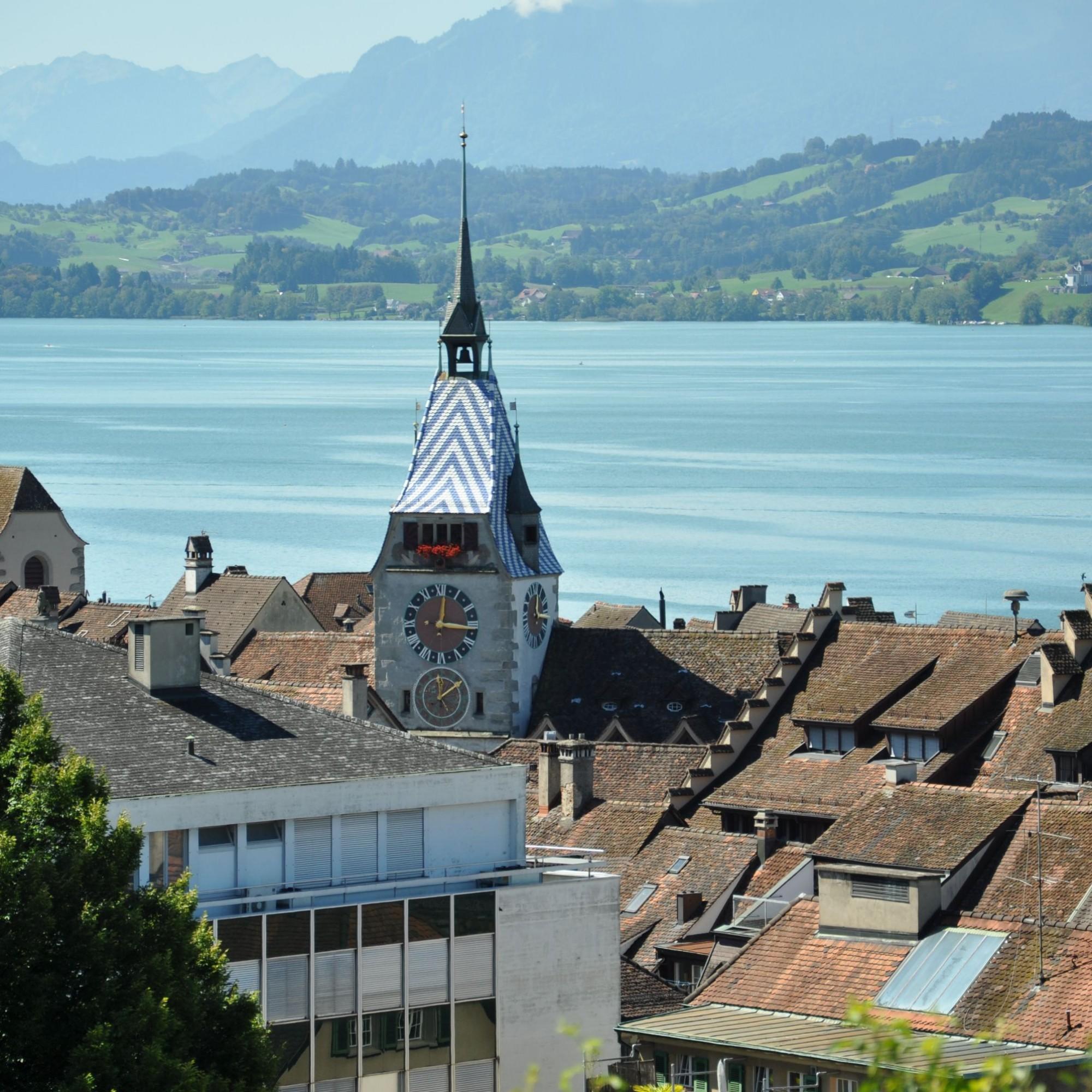 Kanton Zug Zyytturm