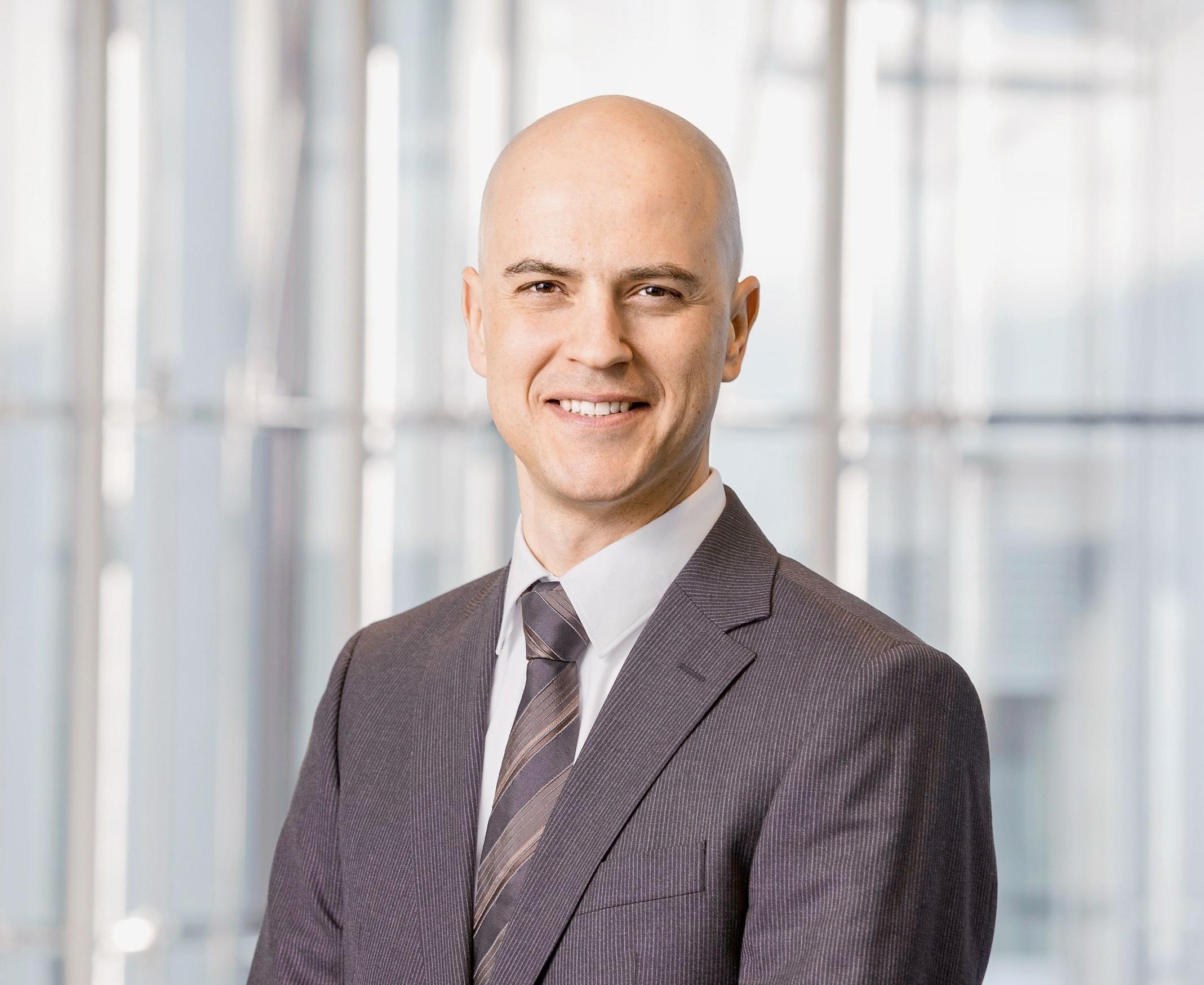 Claudio Saputelli, Leiter Swiss & Global Real Estate der UBS Switzerland AG