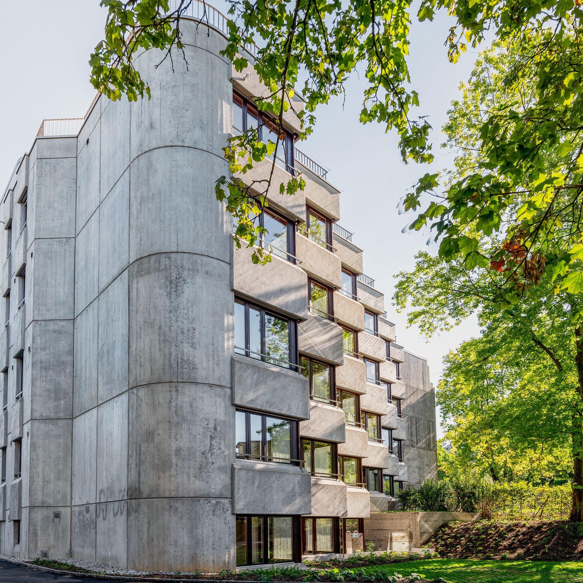 Wohngebäude in Köniz Bern
