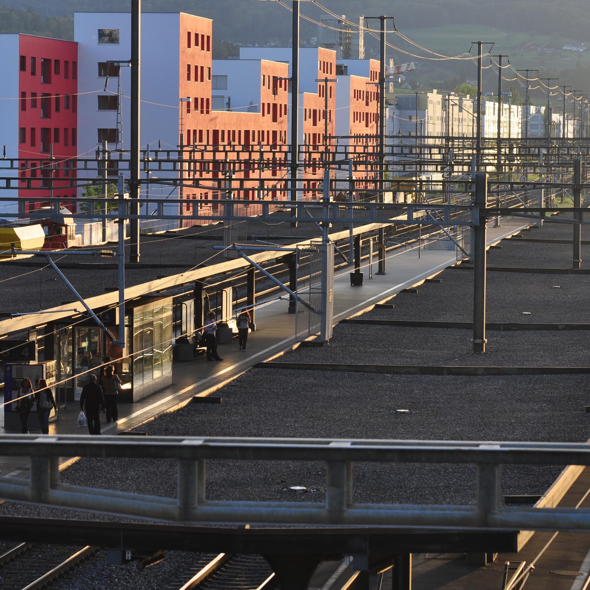 Bahnhof Schlieren