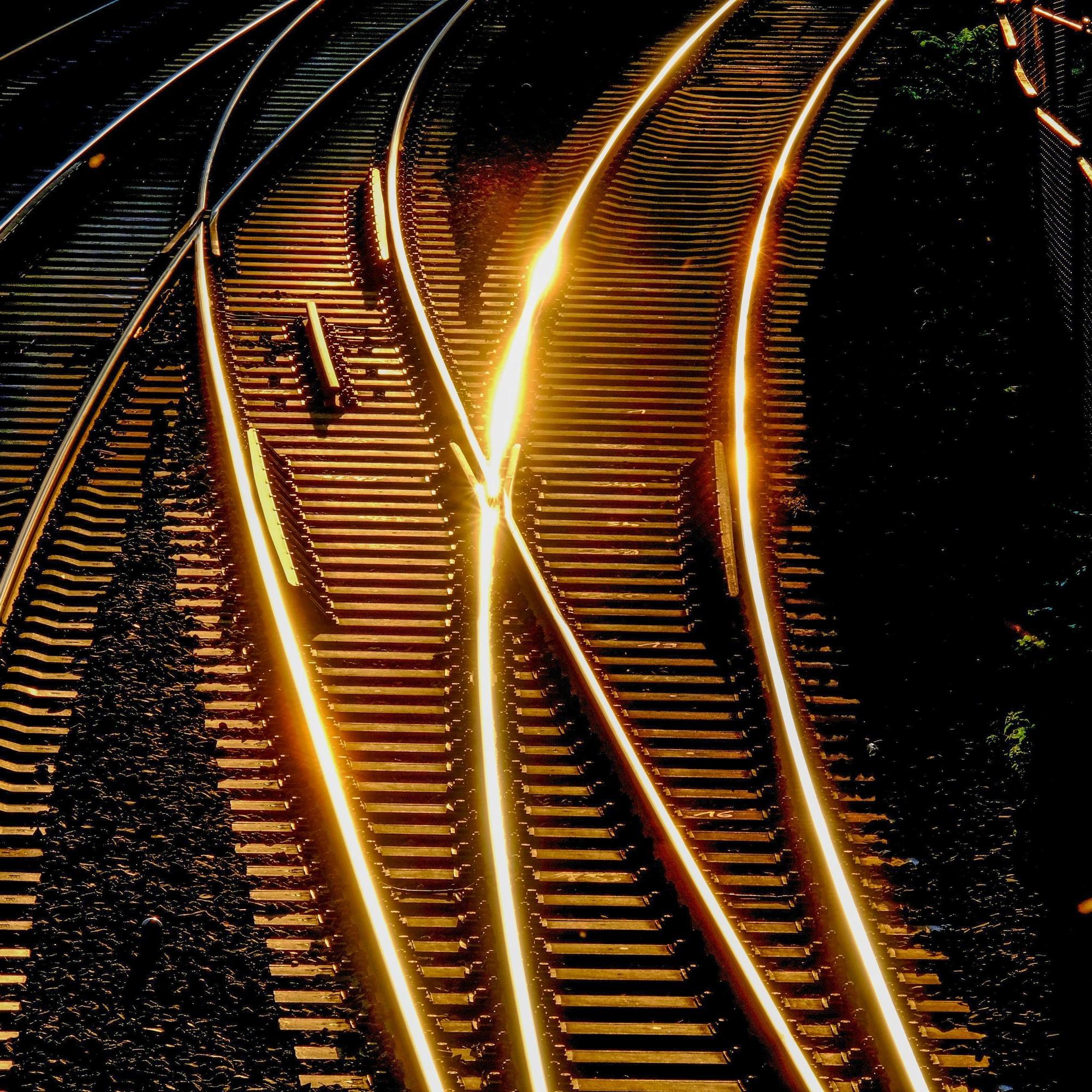 Infrastruktur Schiene