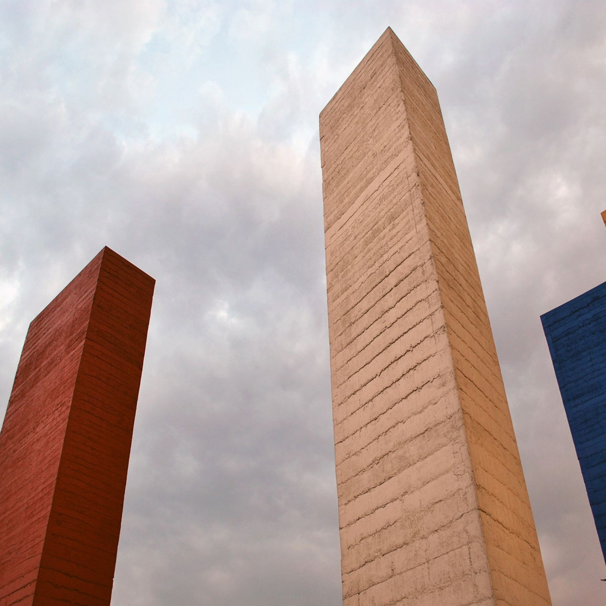 Torres de Satélite.