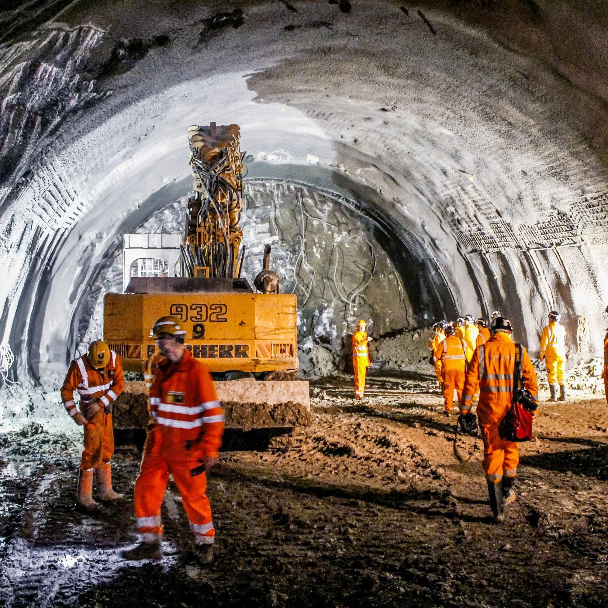 Bözberg-Eisenbahntunnel