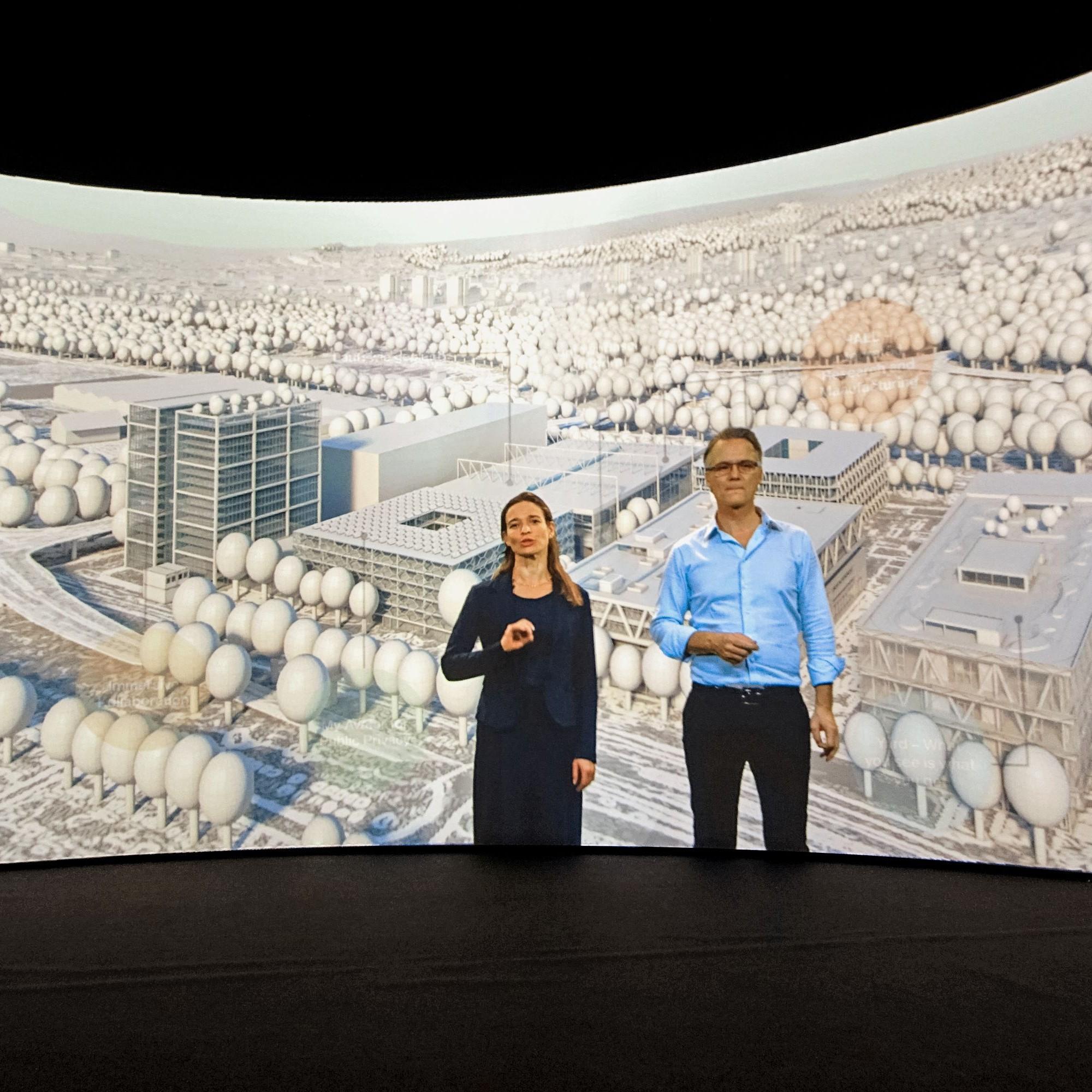 i-Room Innovation Lab Swissbau 2020