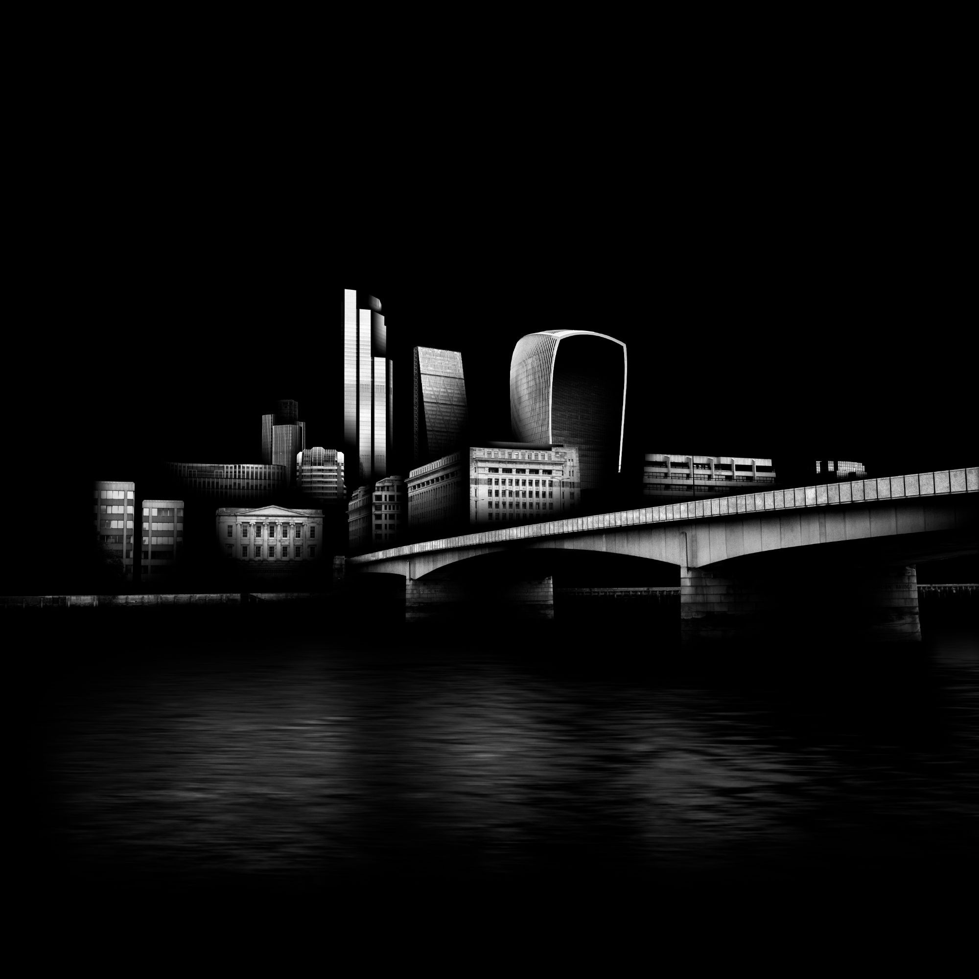 Bankenviertel, Finanzdistrikt London