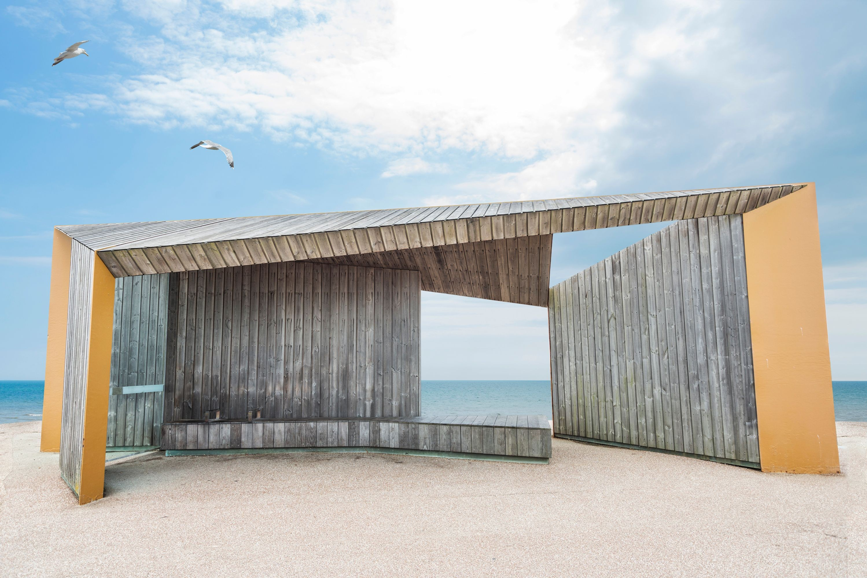 Pavillon in Bexhill-on-sea England
