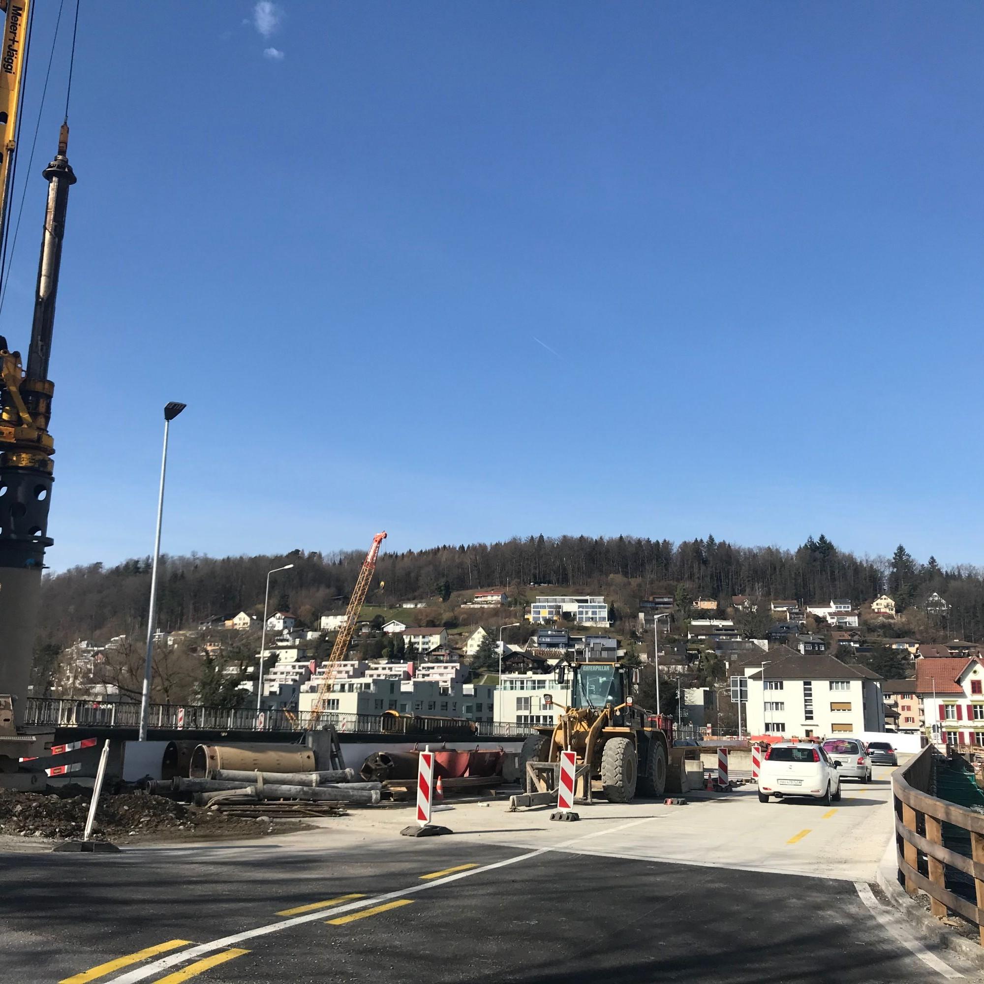 Neue Hilfbrücke Aarau