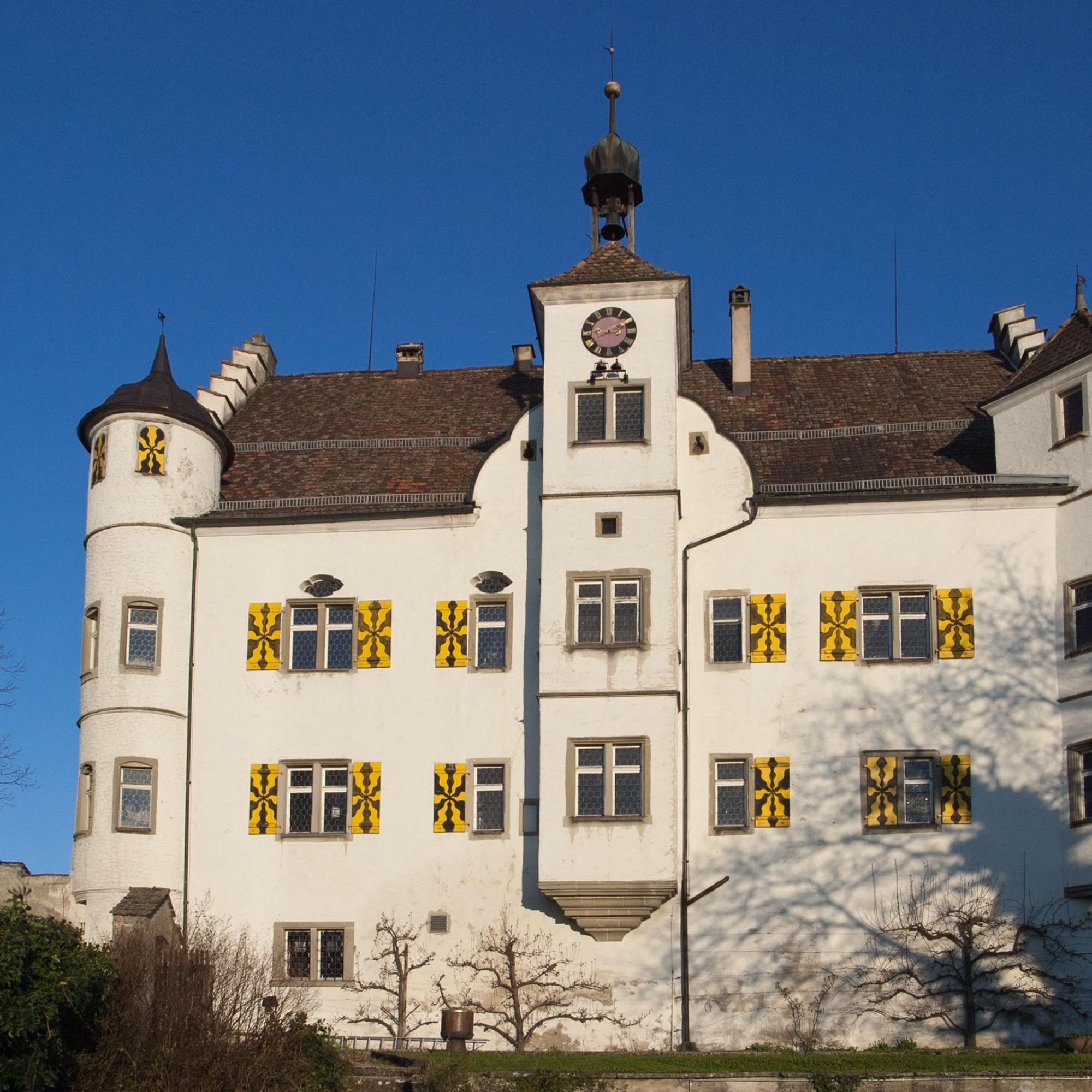 Schloss Sonnenberg in Stettfurt
