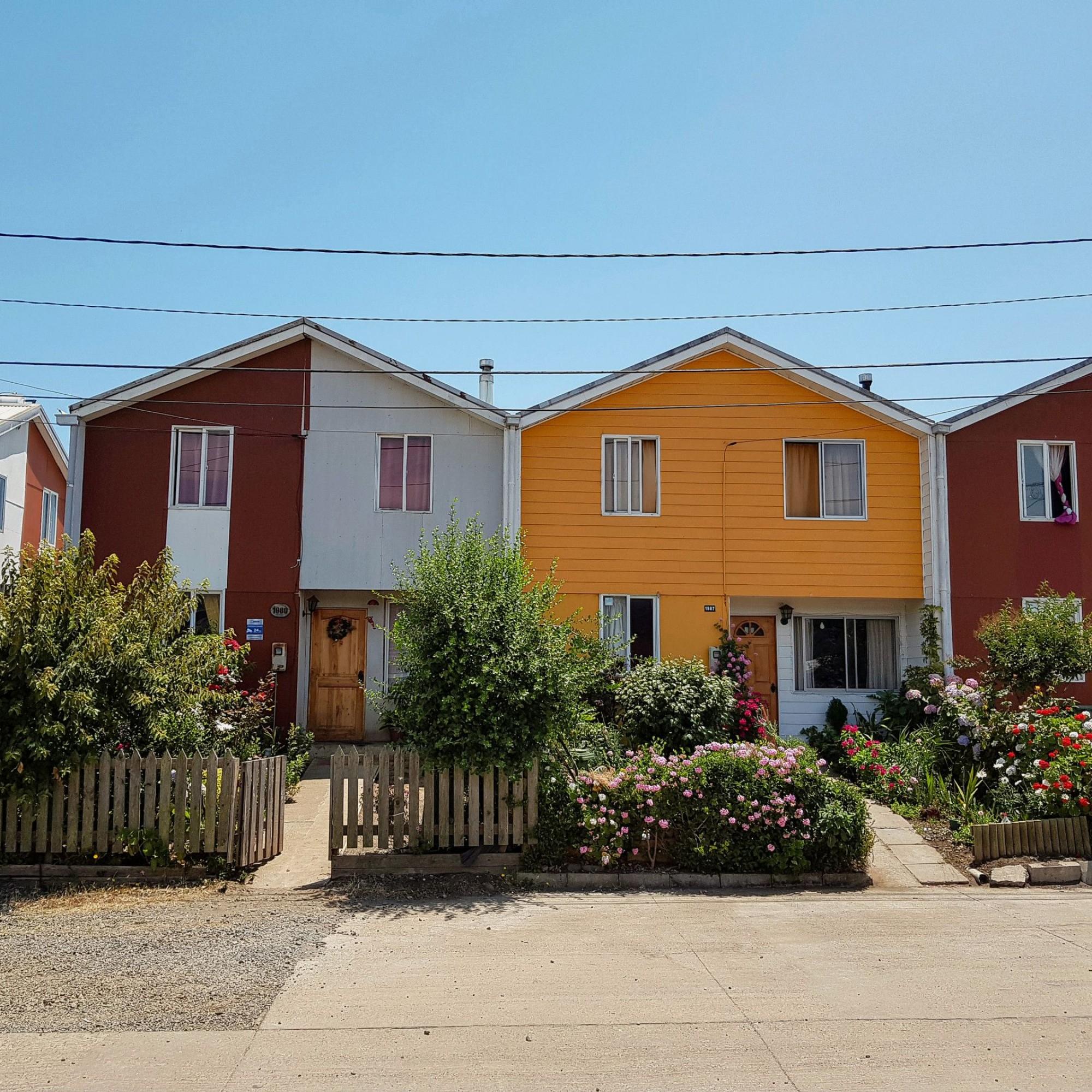 Villa Verde in Chile