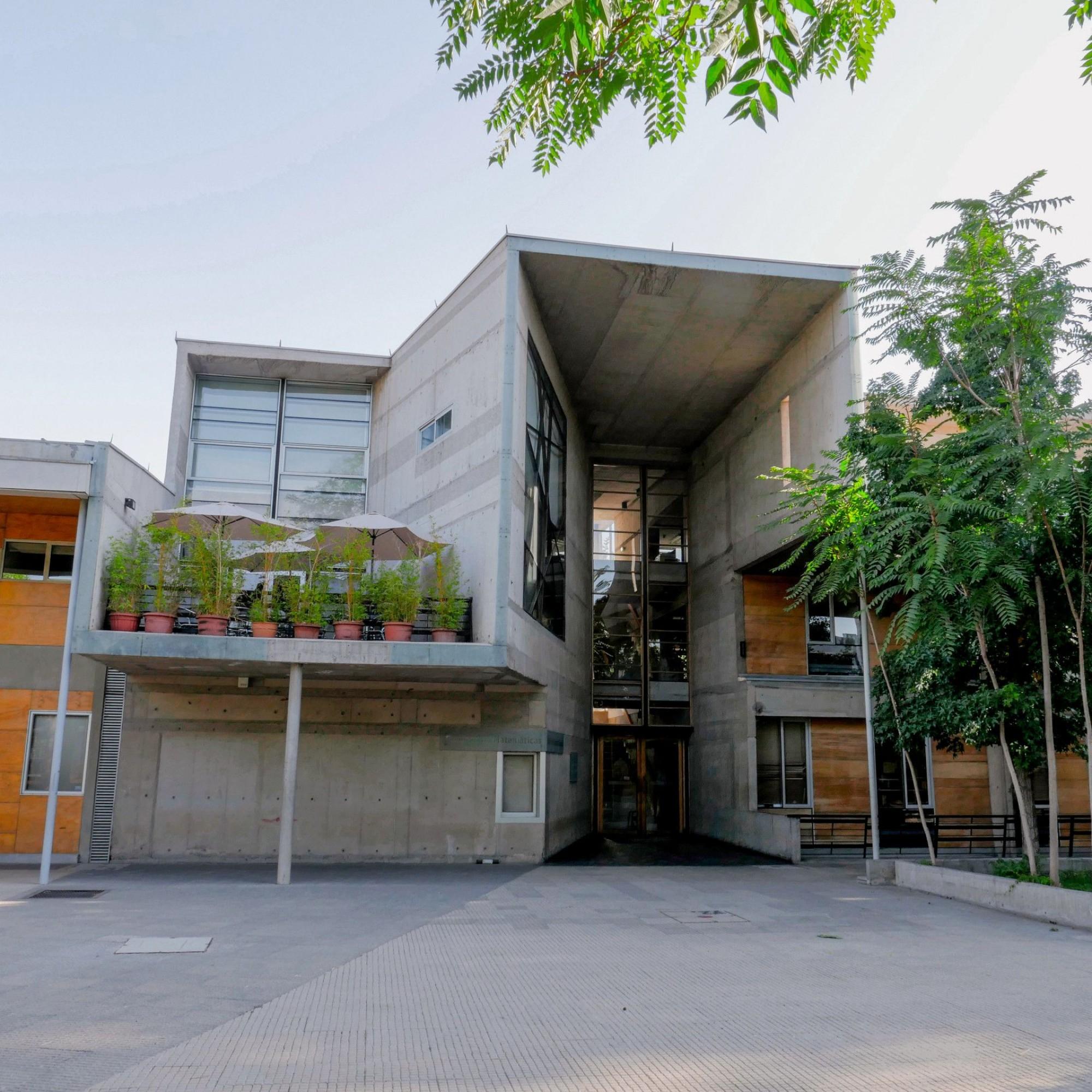 Mathematische Fakultät an der Katholischen Universität von Santiago