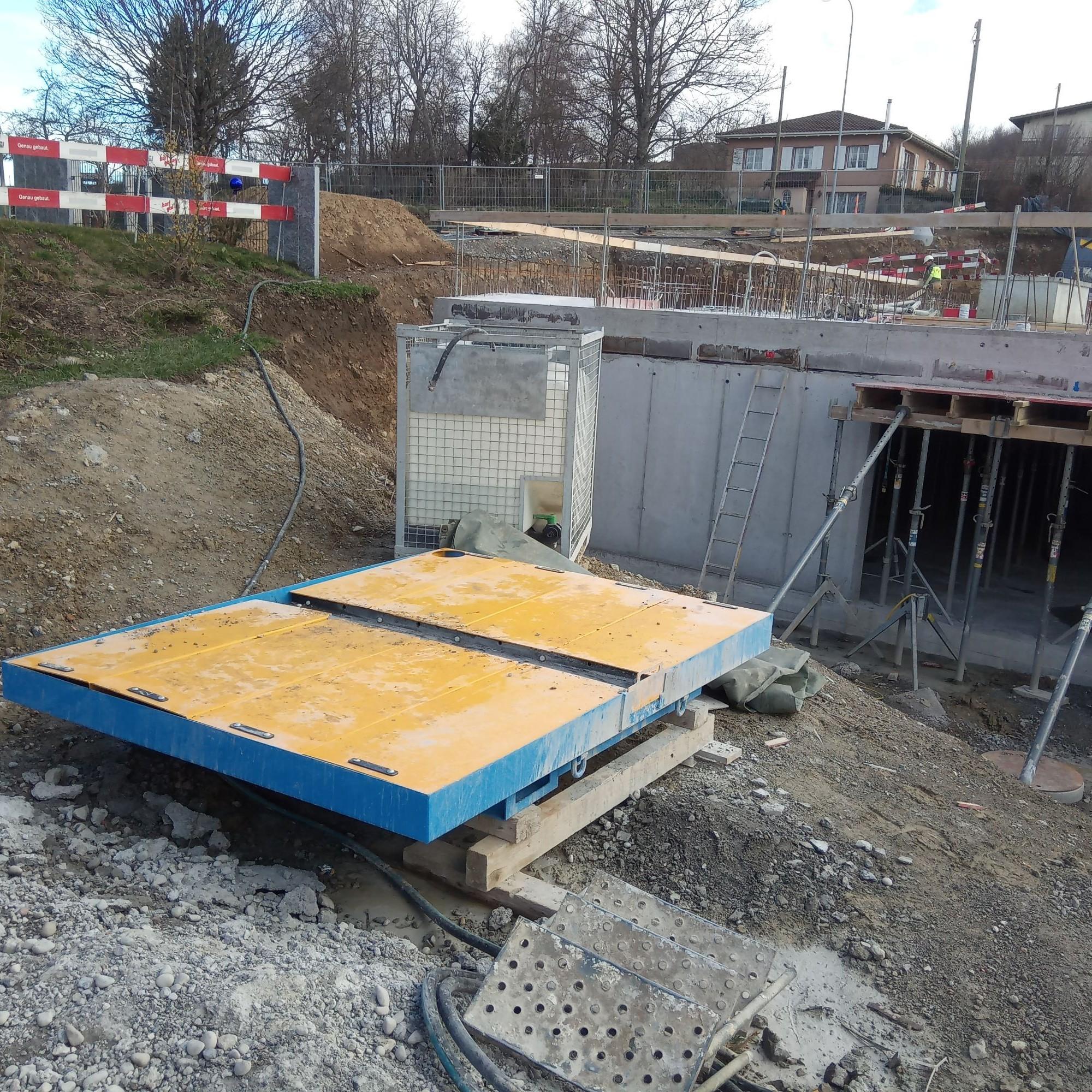 Das neue BAKO-Betonwaschbecken