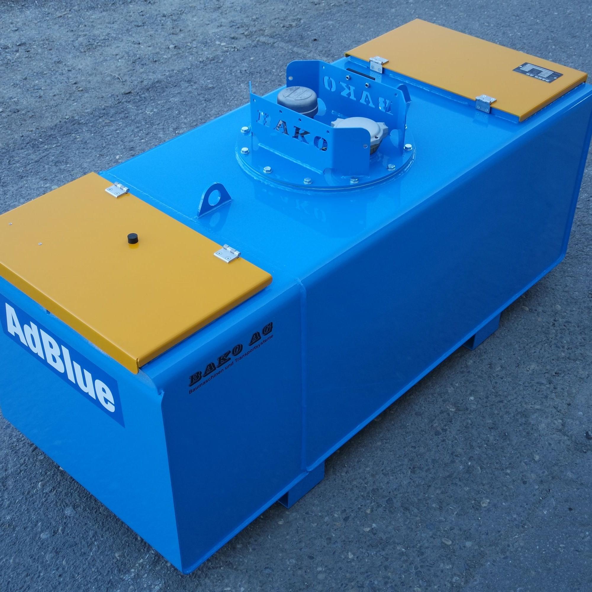 Betankungssystem BT0450-5 mit zusätzlichem AD-Blue Abteil