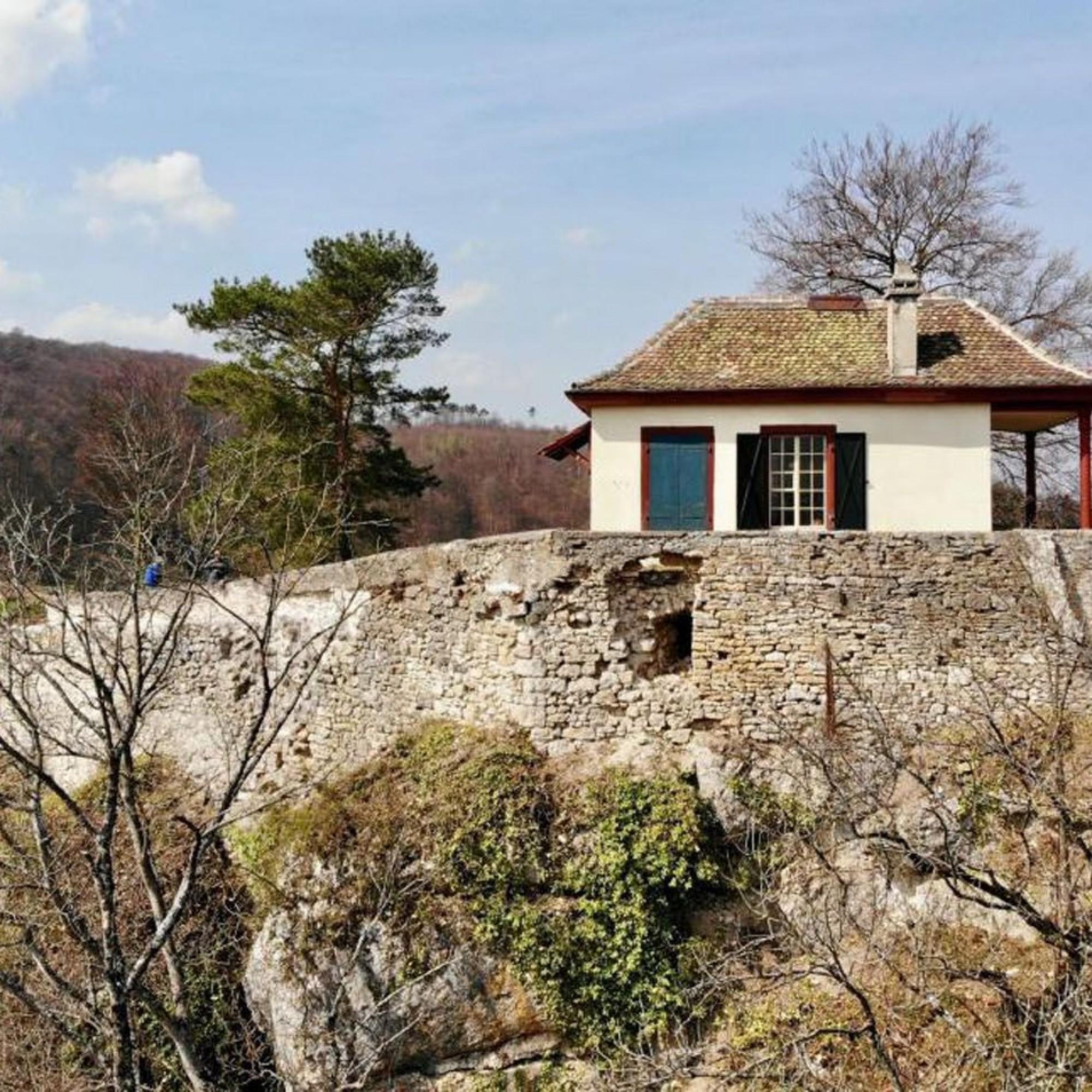 Burgruine Neu Schauenburg Frenkendorf Pratteln