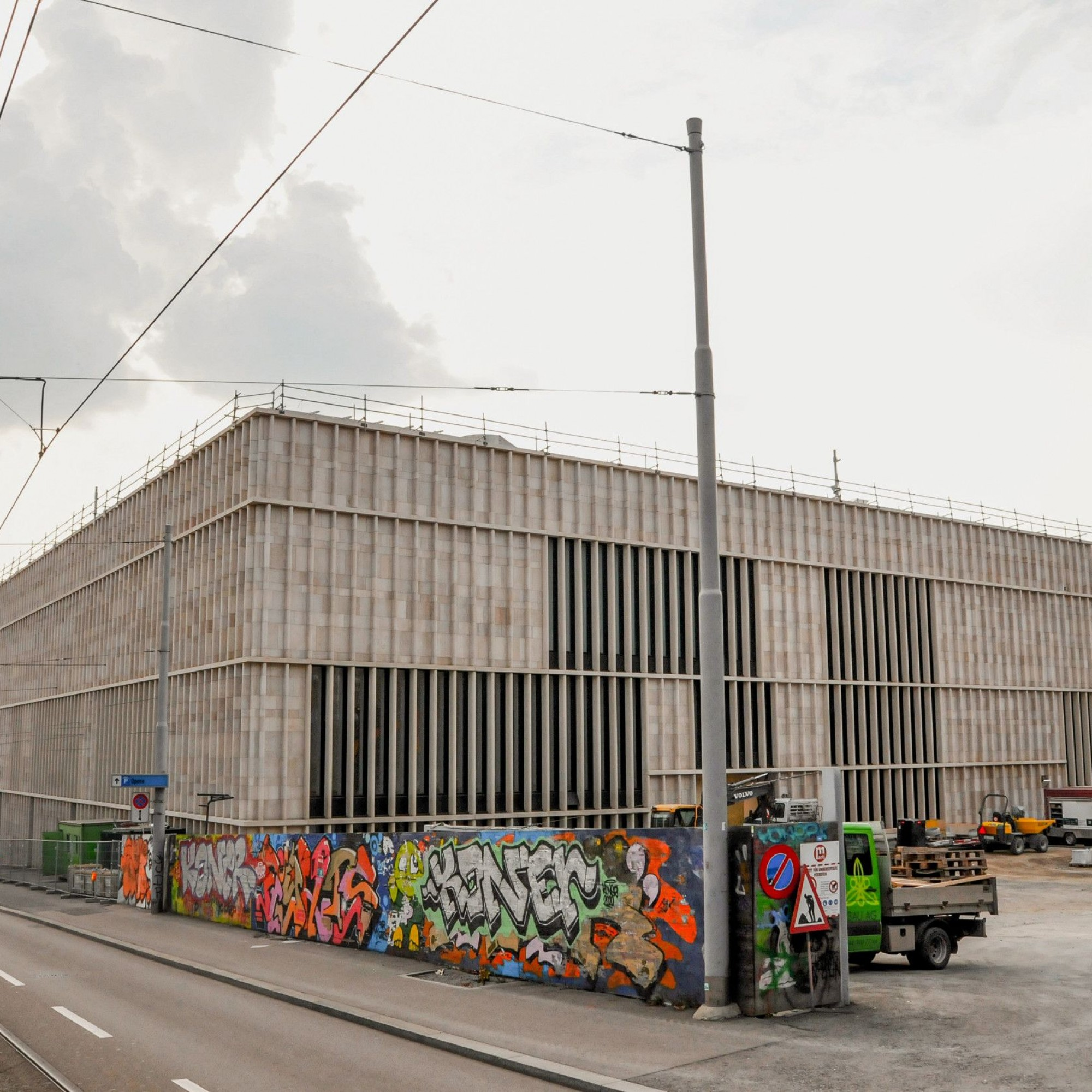 Kunsthaus-Erweiterungsbau in Zürich