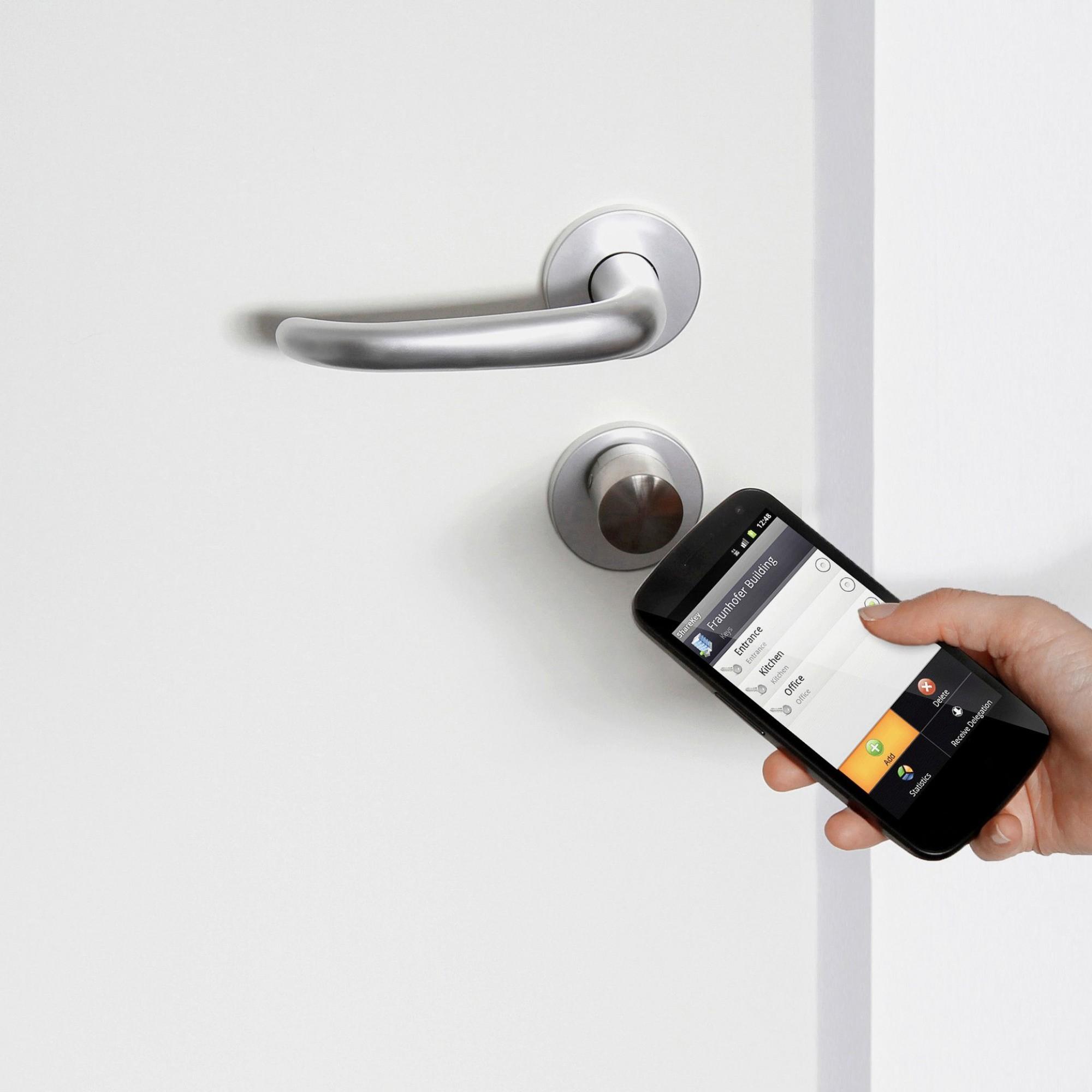 Smartphone als Hausschlüssel