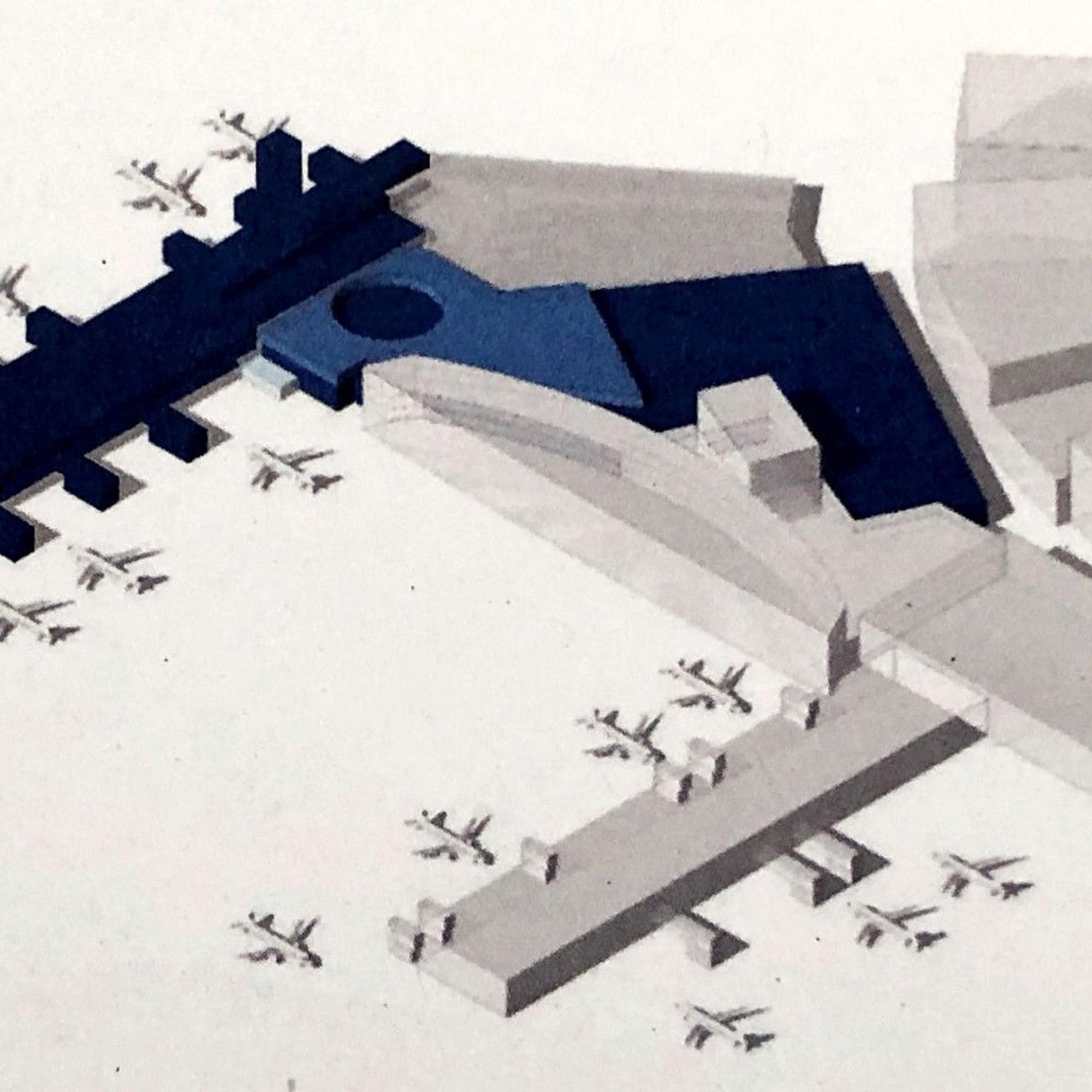 Projekt Terminal 1 Neubau Flughafen Zürich