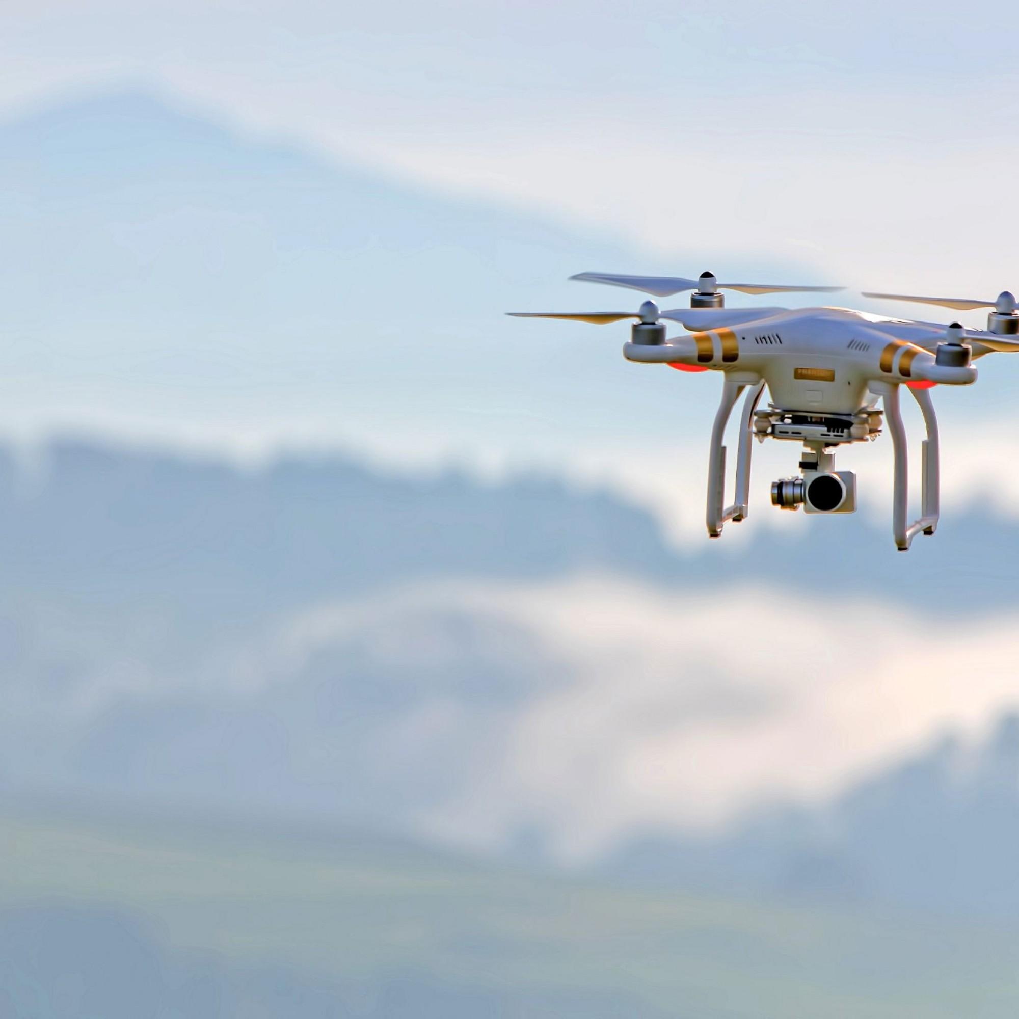 Drohne, Symbolbild.