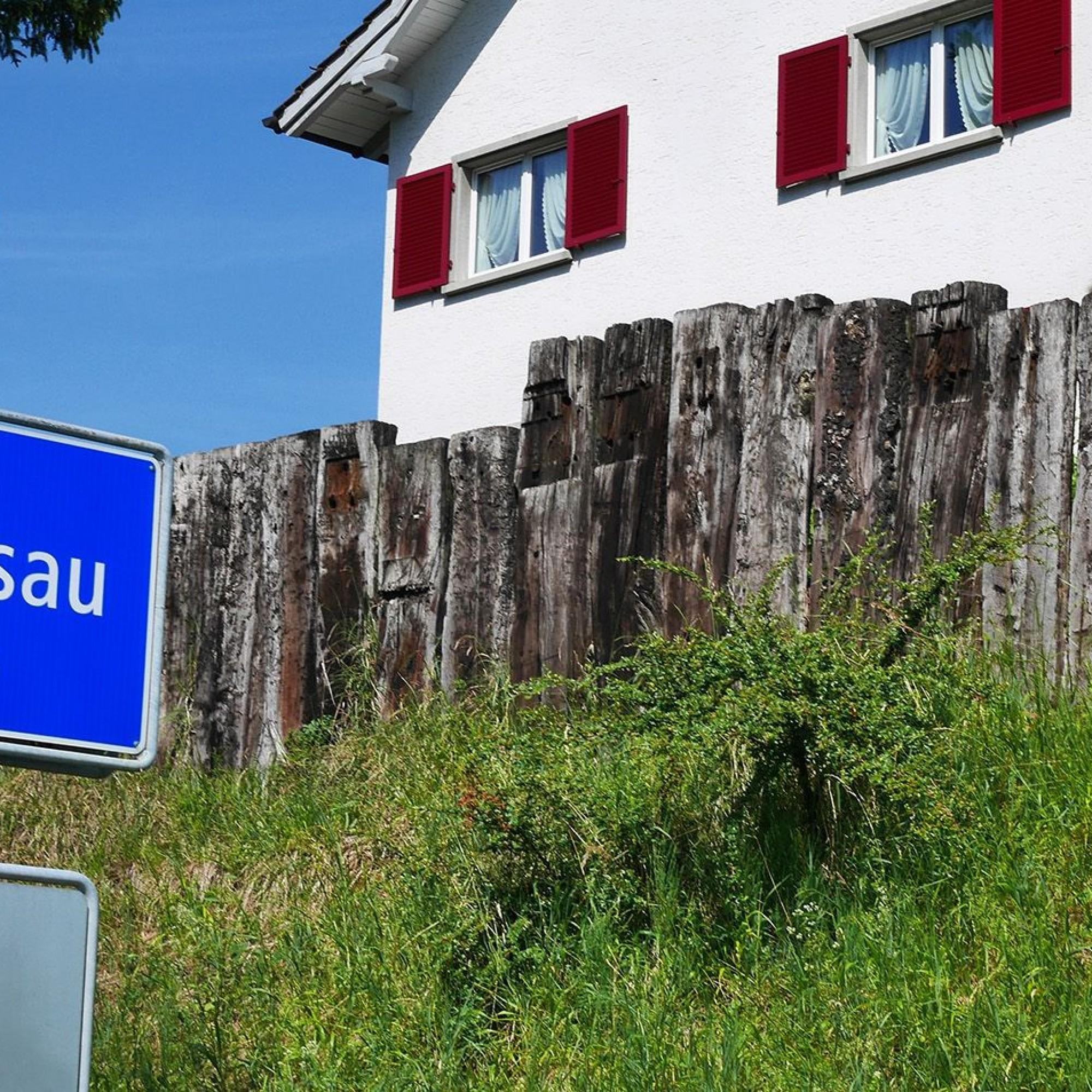 Herisau im Kanton Appenzell Ausserrhoden