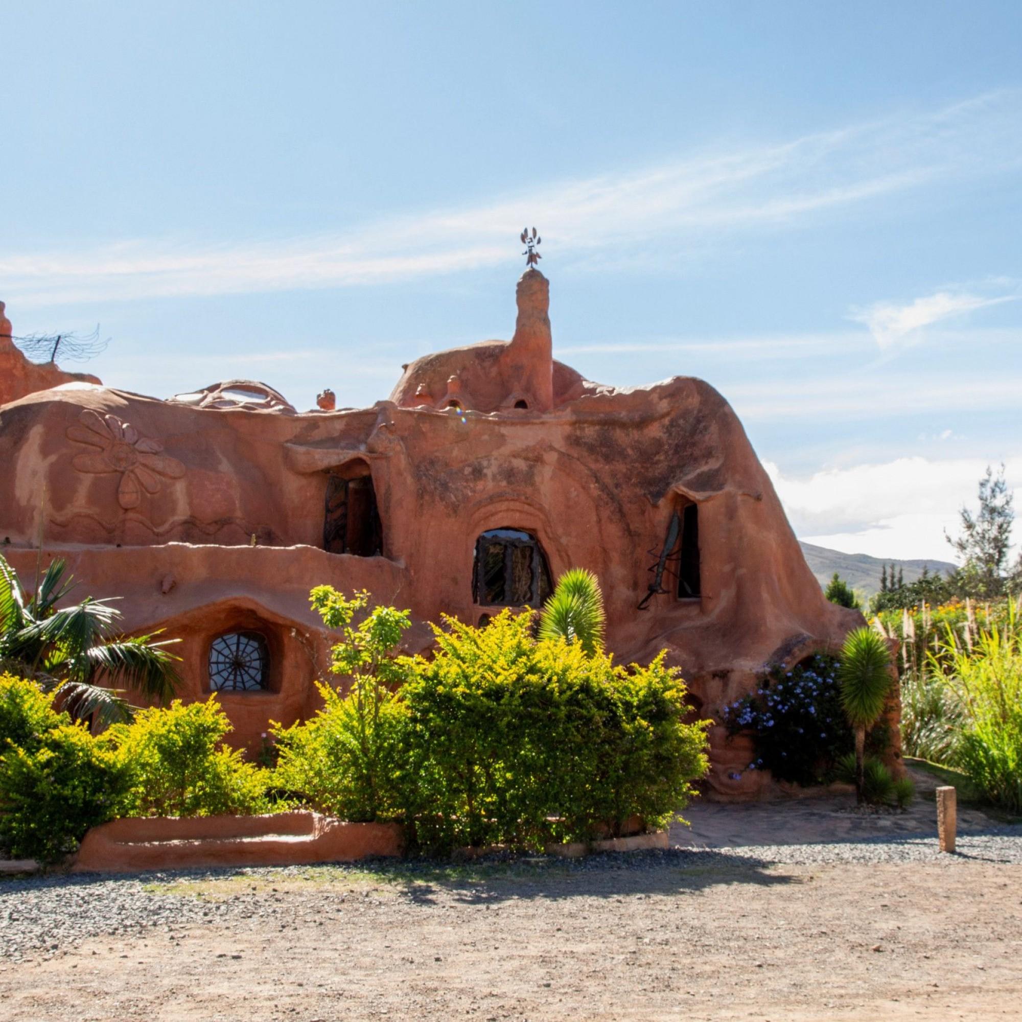 Lehmhaus von Octavio Mendoza Morales
