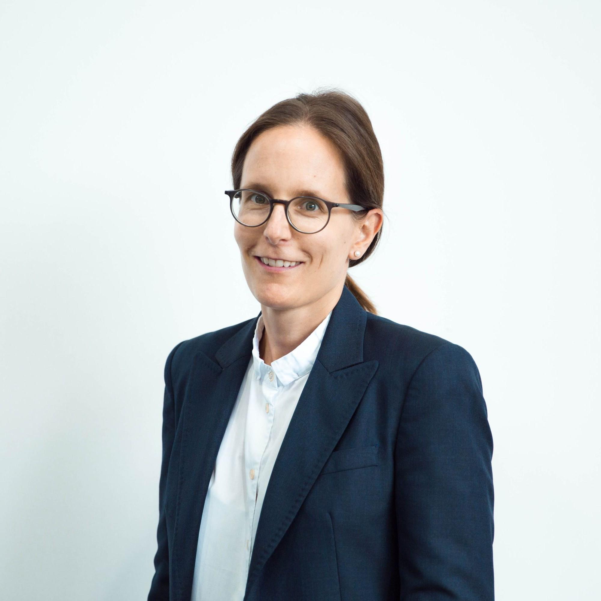Cristina Schaffner Direktorin von Bauenschweiz