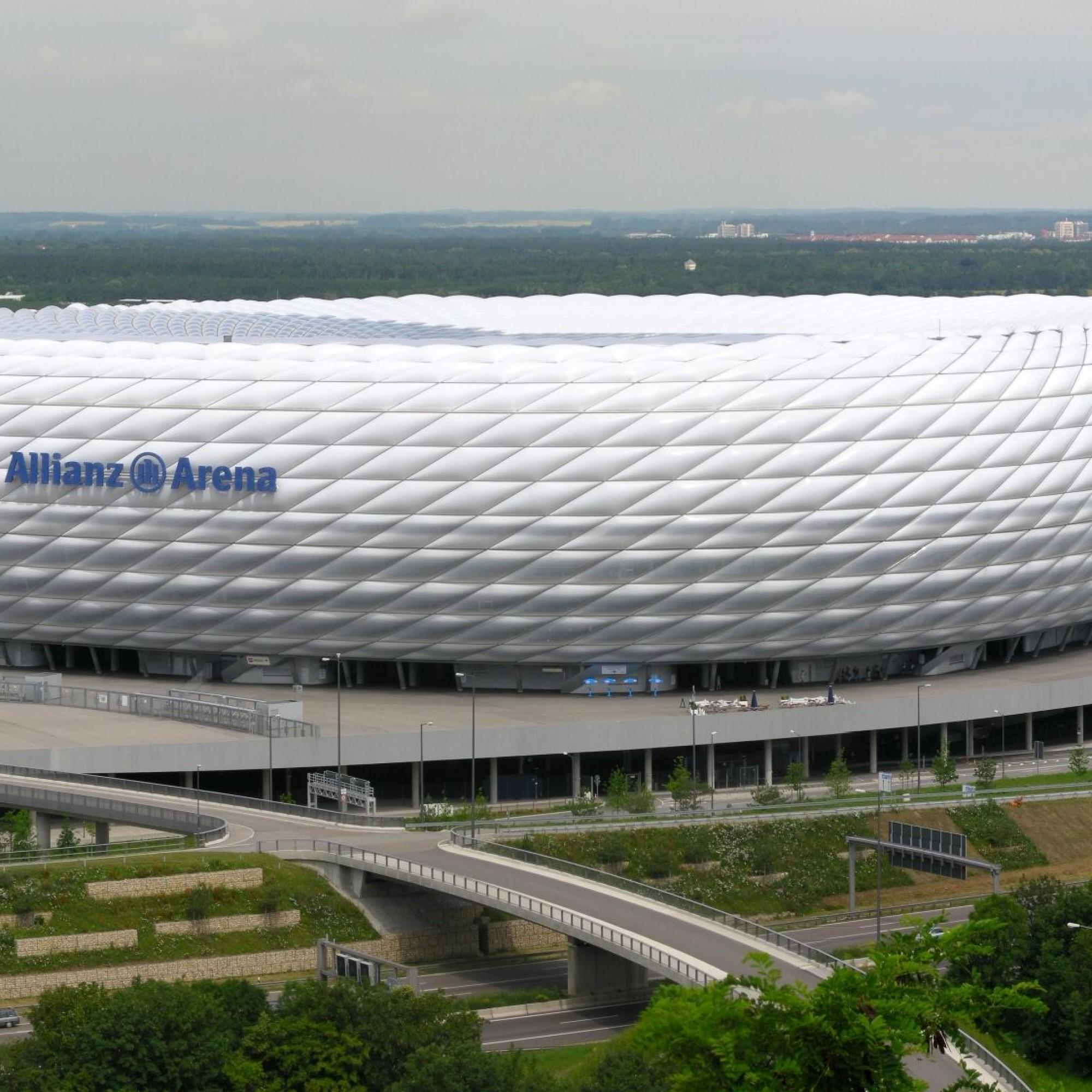 Allianz-Arena München Herzog & de Meuron