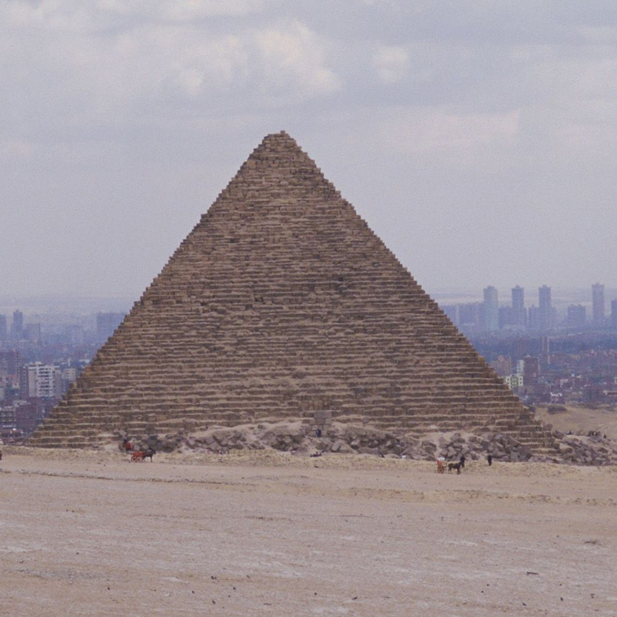 Cheops-Pyramide