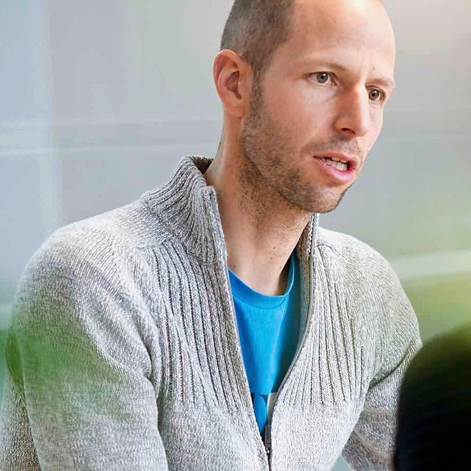 Umweltingenieurforscher Christoph Ort
