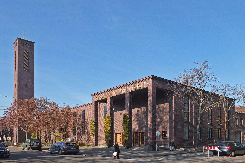 Kirche Oekolampad Basel