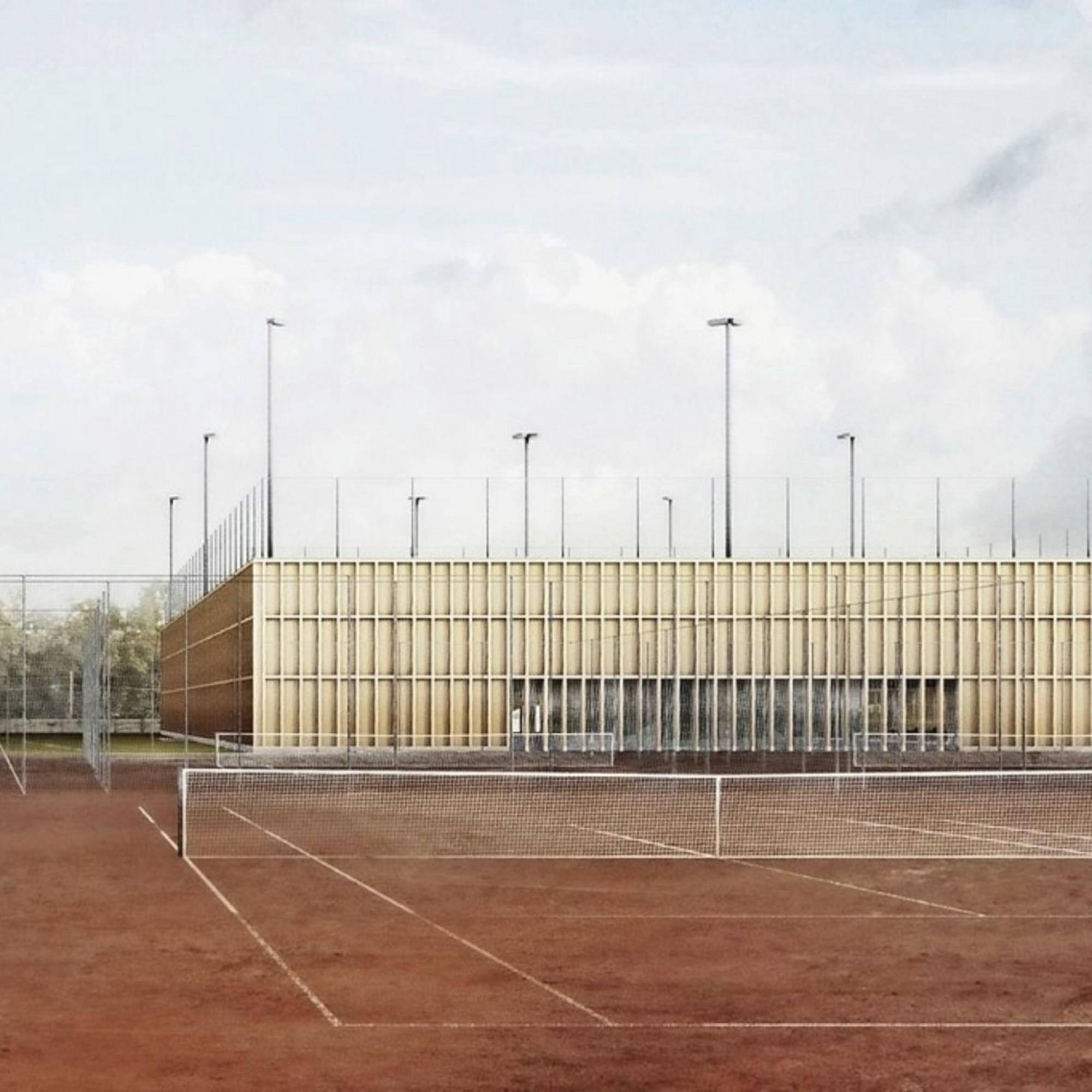 Tennishalle Basel