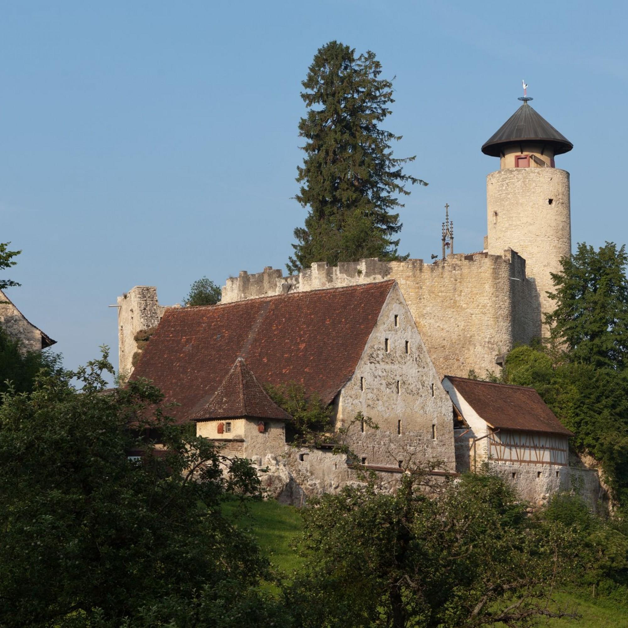 Schloss Birseck Ermitag Arlesheim