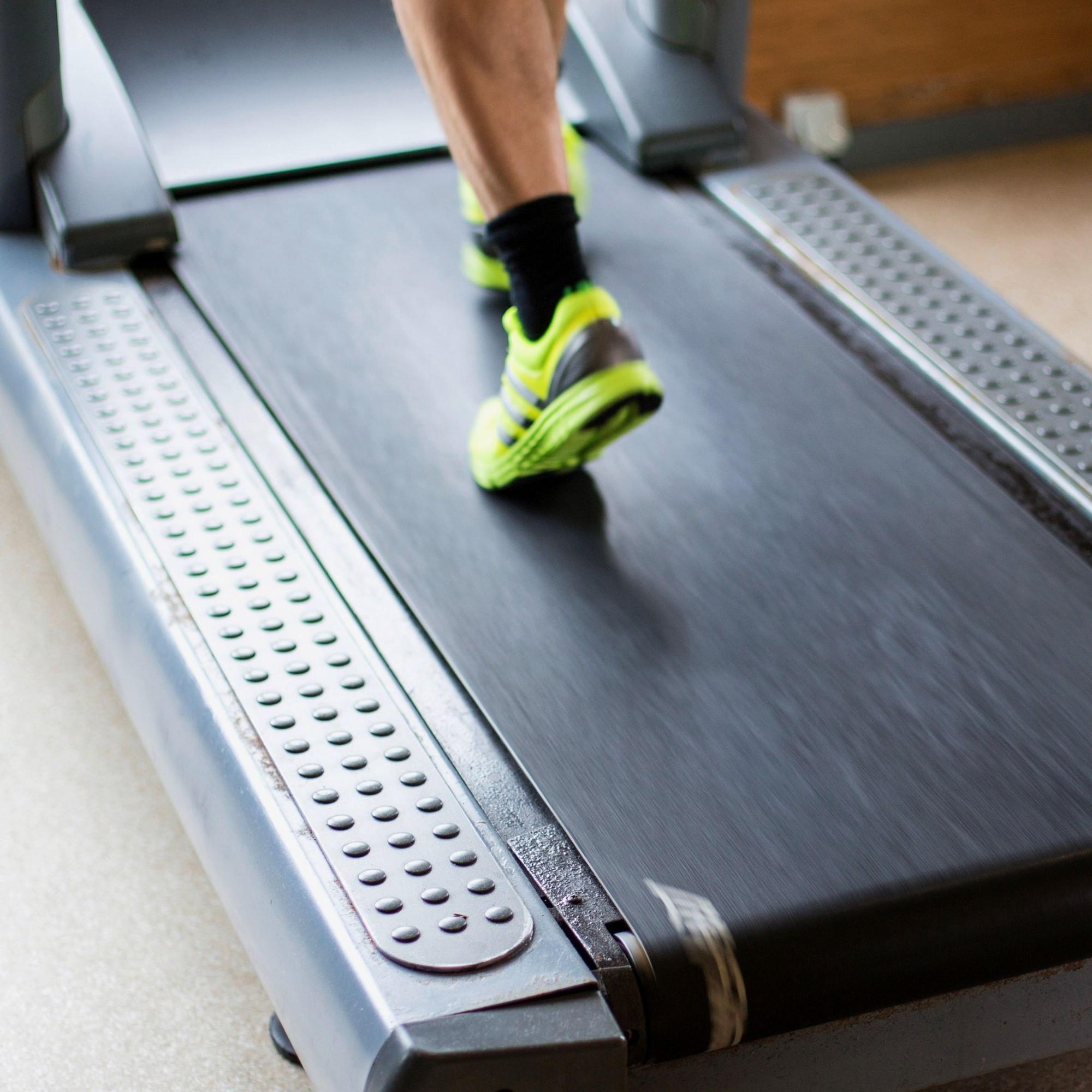 Laufband-Fitness