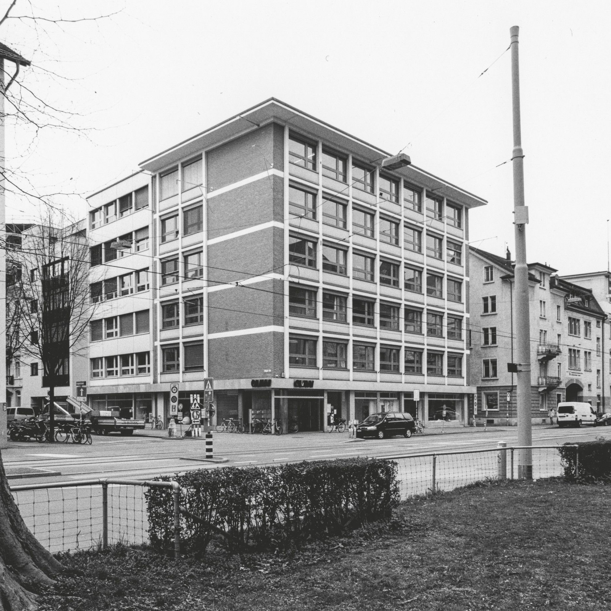 Bürohaus Walo Bertschinger