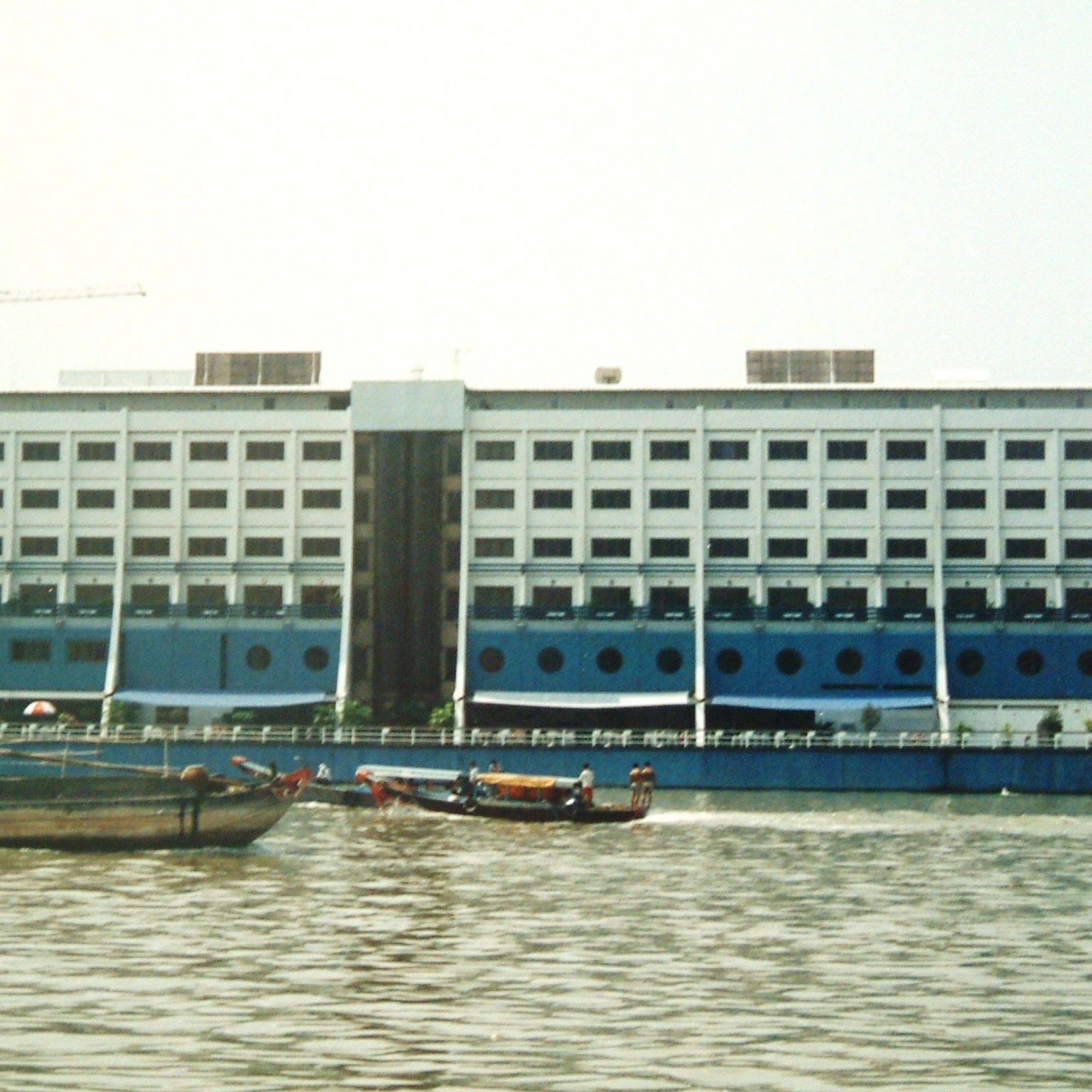 Saigon Floating Hotel