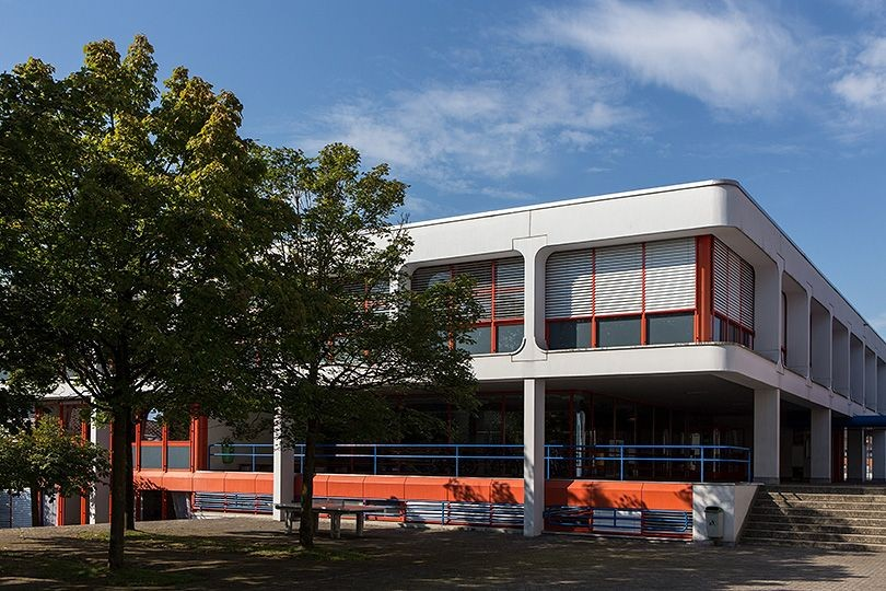 Schulhaus Avanti in Hochdorf