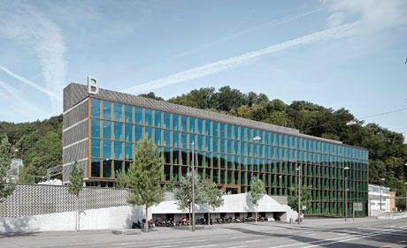 "D.M.Wehrli, ""architekturpreis beton 09"""