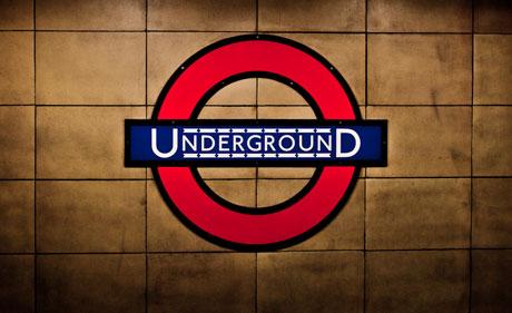 Signet der Londoner U-Bahn / _dChris, flickr