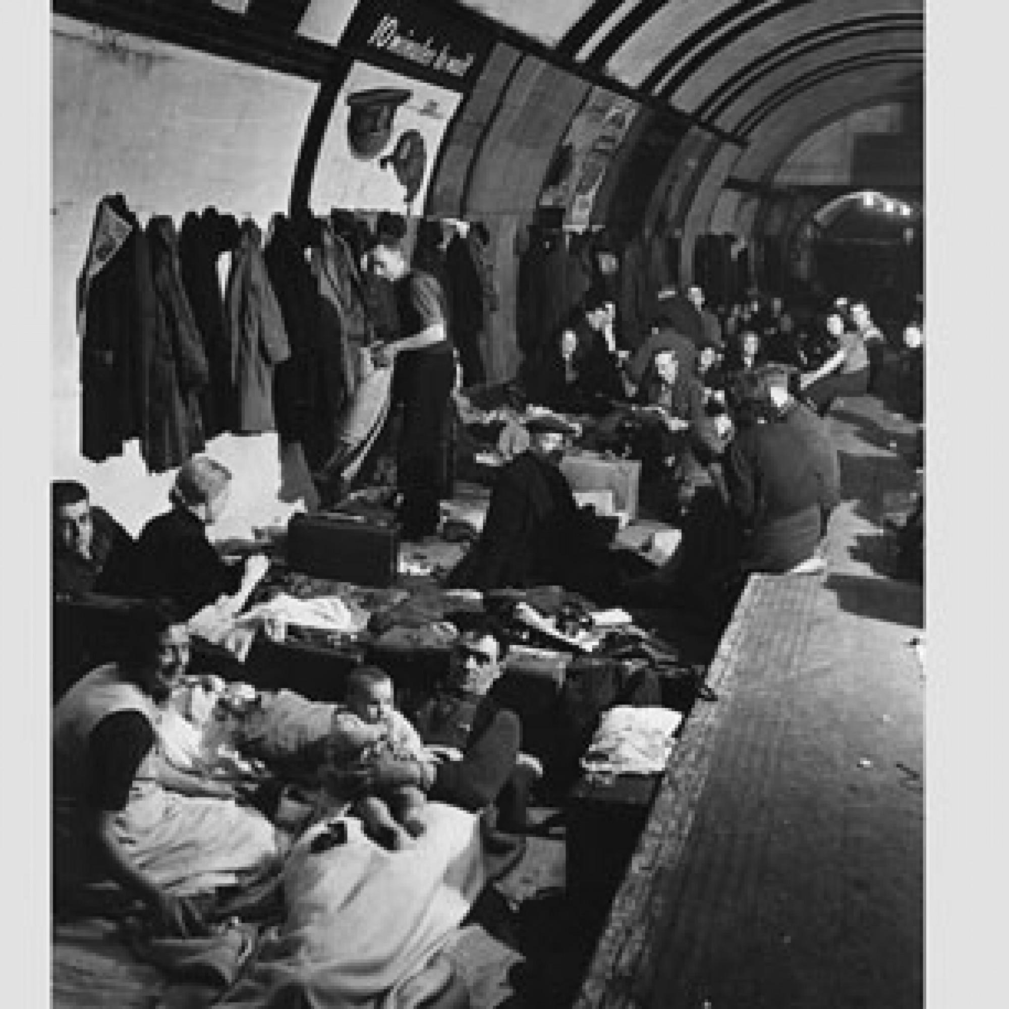 U-Bahntunnel im West End / wikimedia